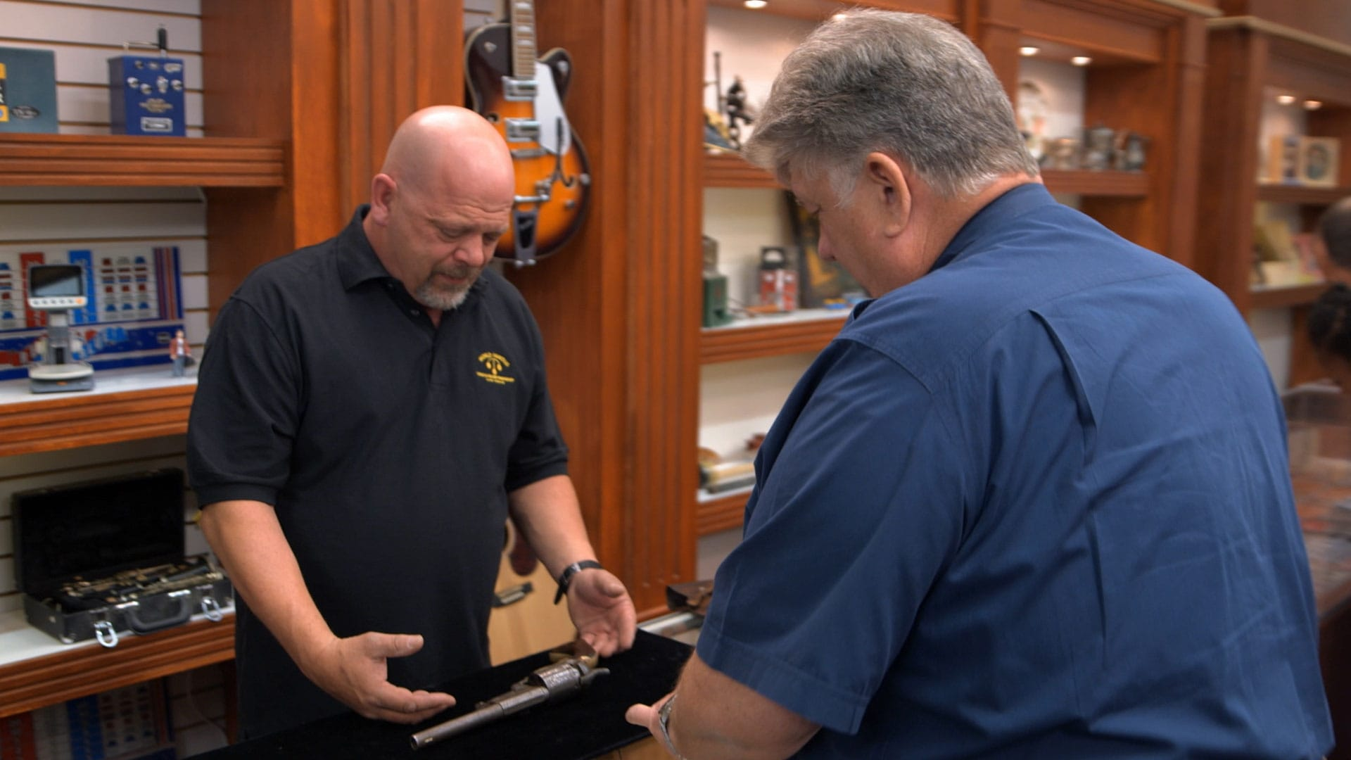 Pawn Stars Season 14 :Episode 25  Great Scott!