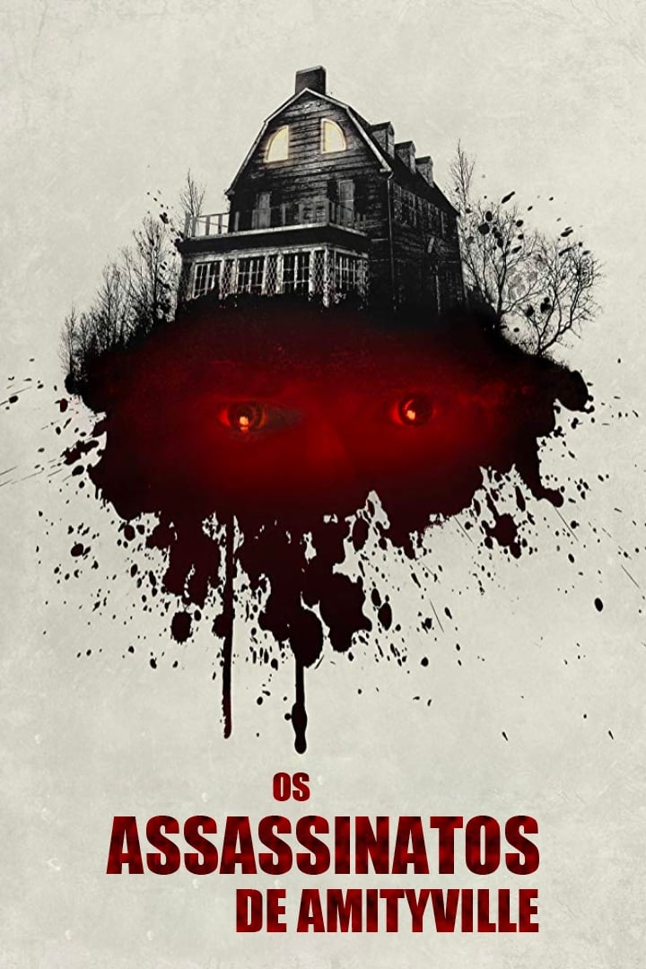 capa Os Assassinatos de Amityville