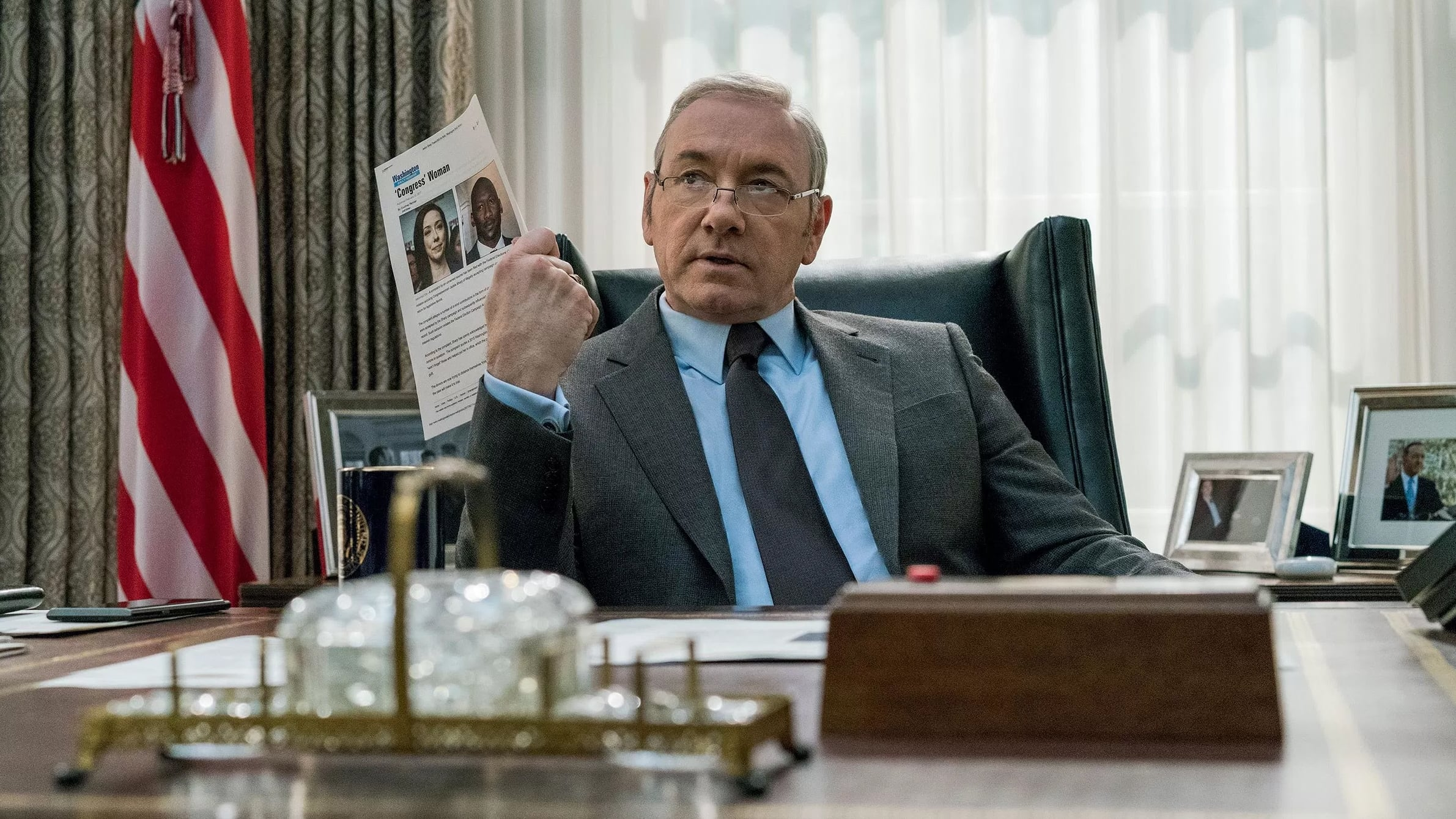 House of cards 5 temporada