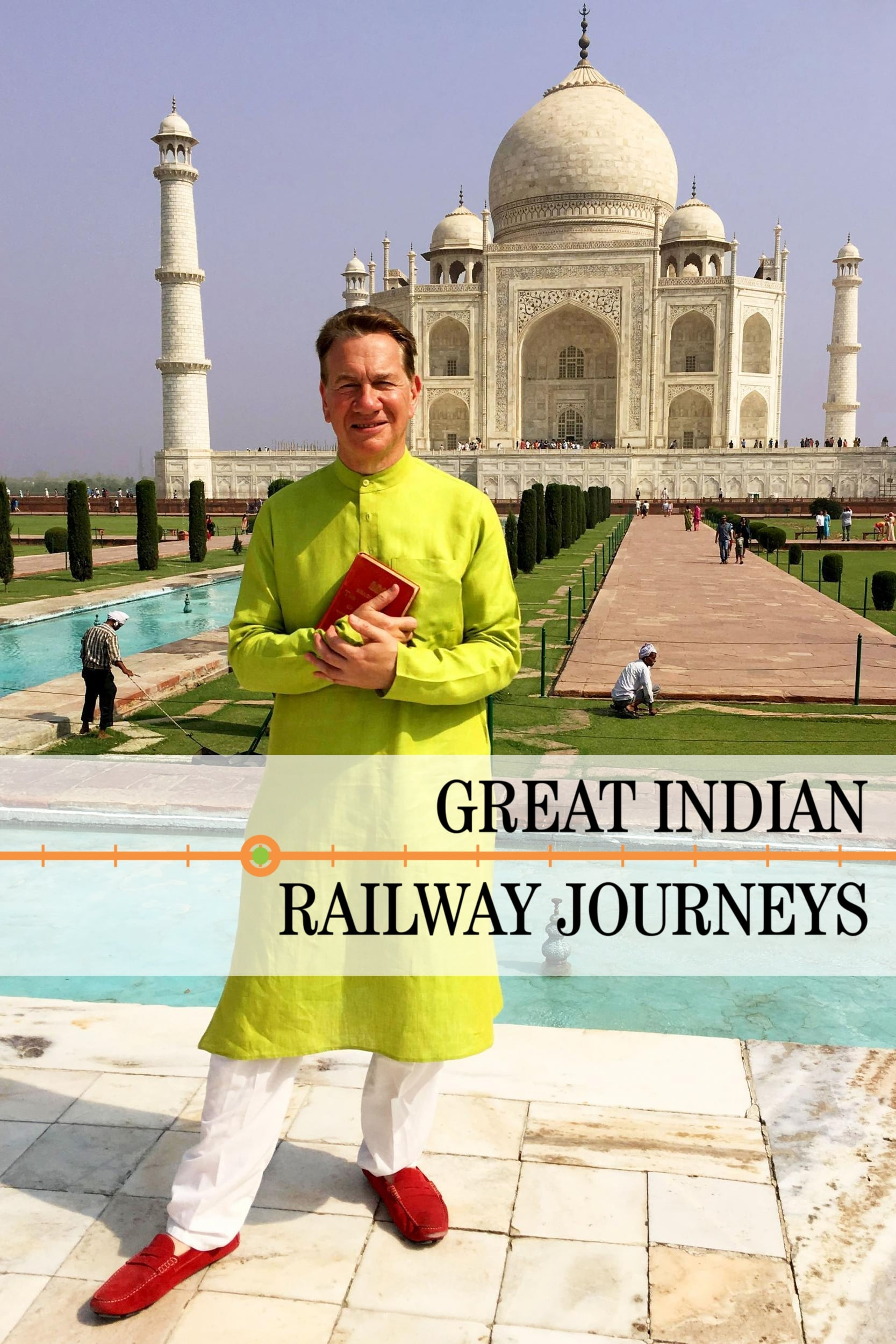 Great Indian Railway Journeys (2018)