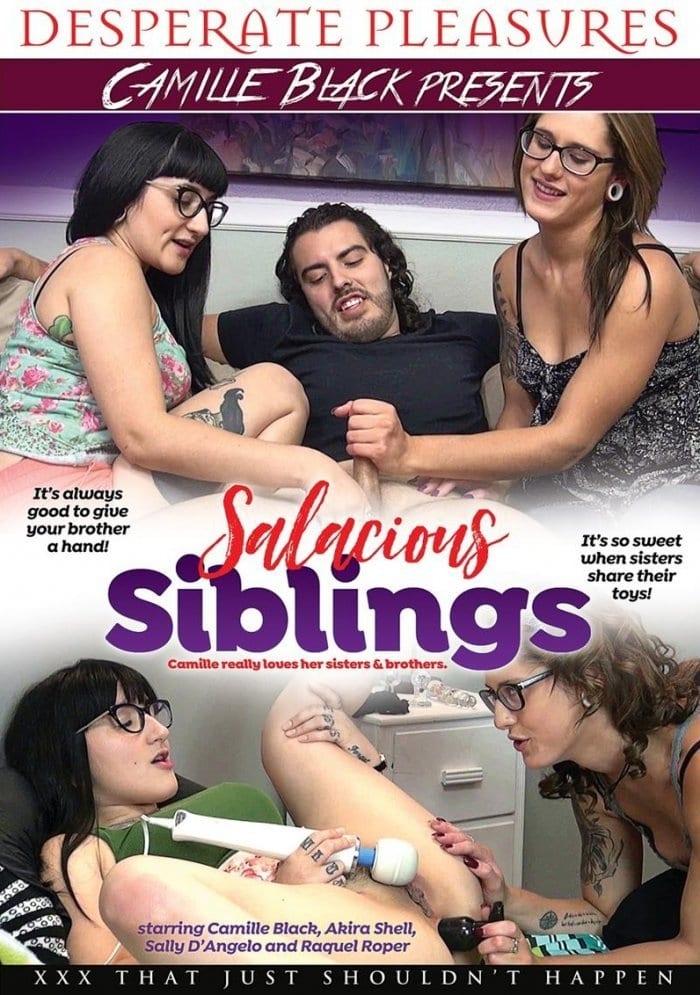 Ver Salacious Siblings Online HD Español ()