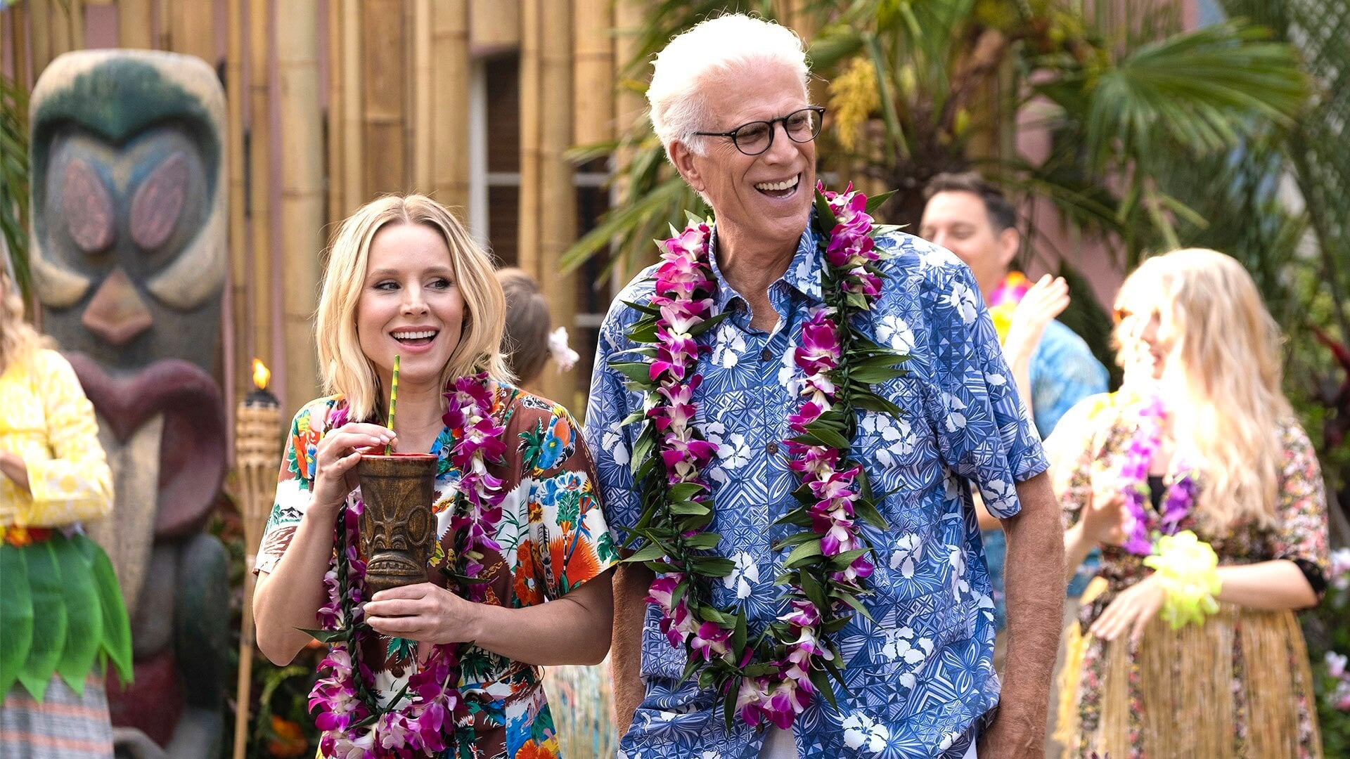 The Good Place - Season 4 Episode 3 : Chillaxing