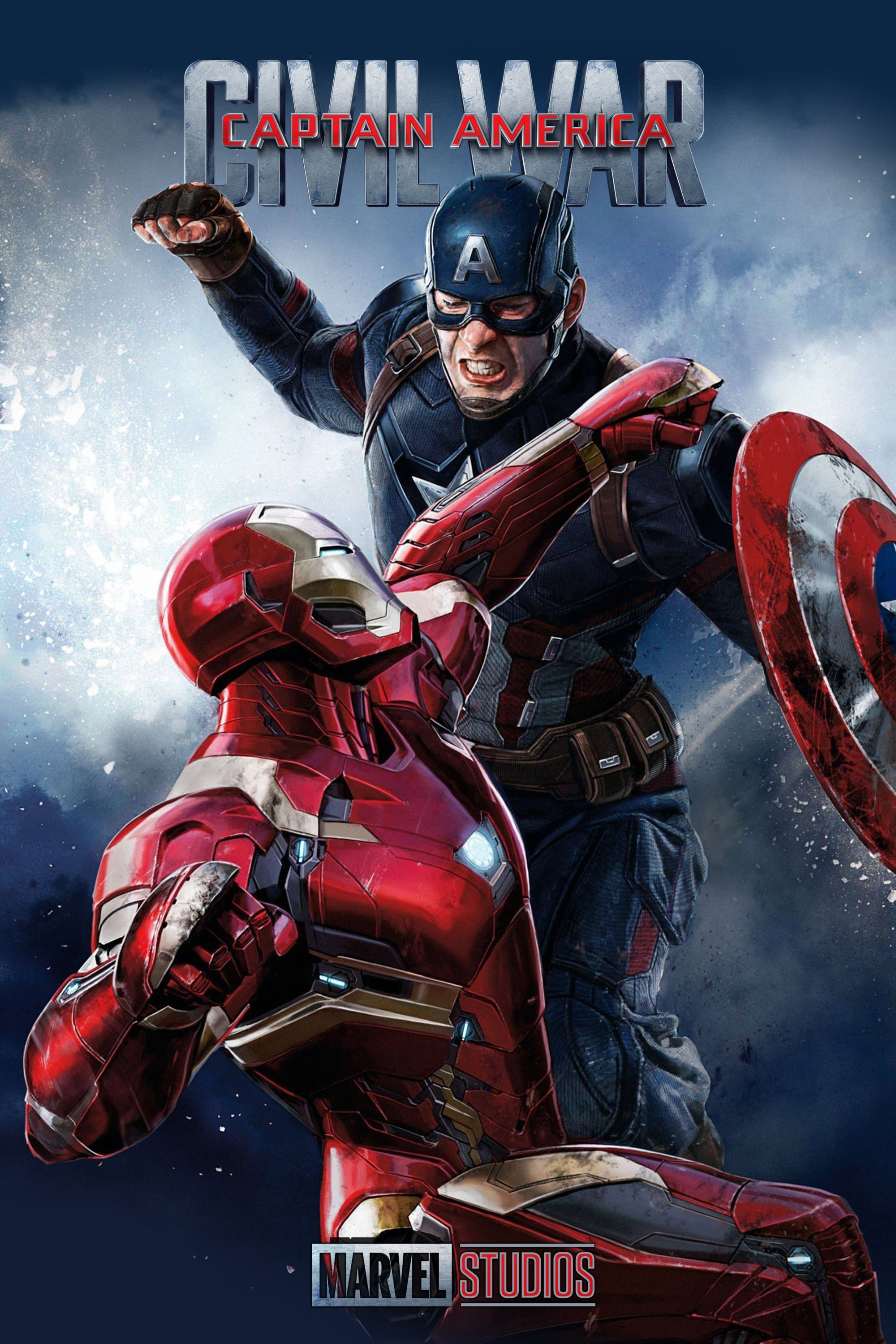 Captain America Civil War Streaming Vf