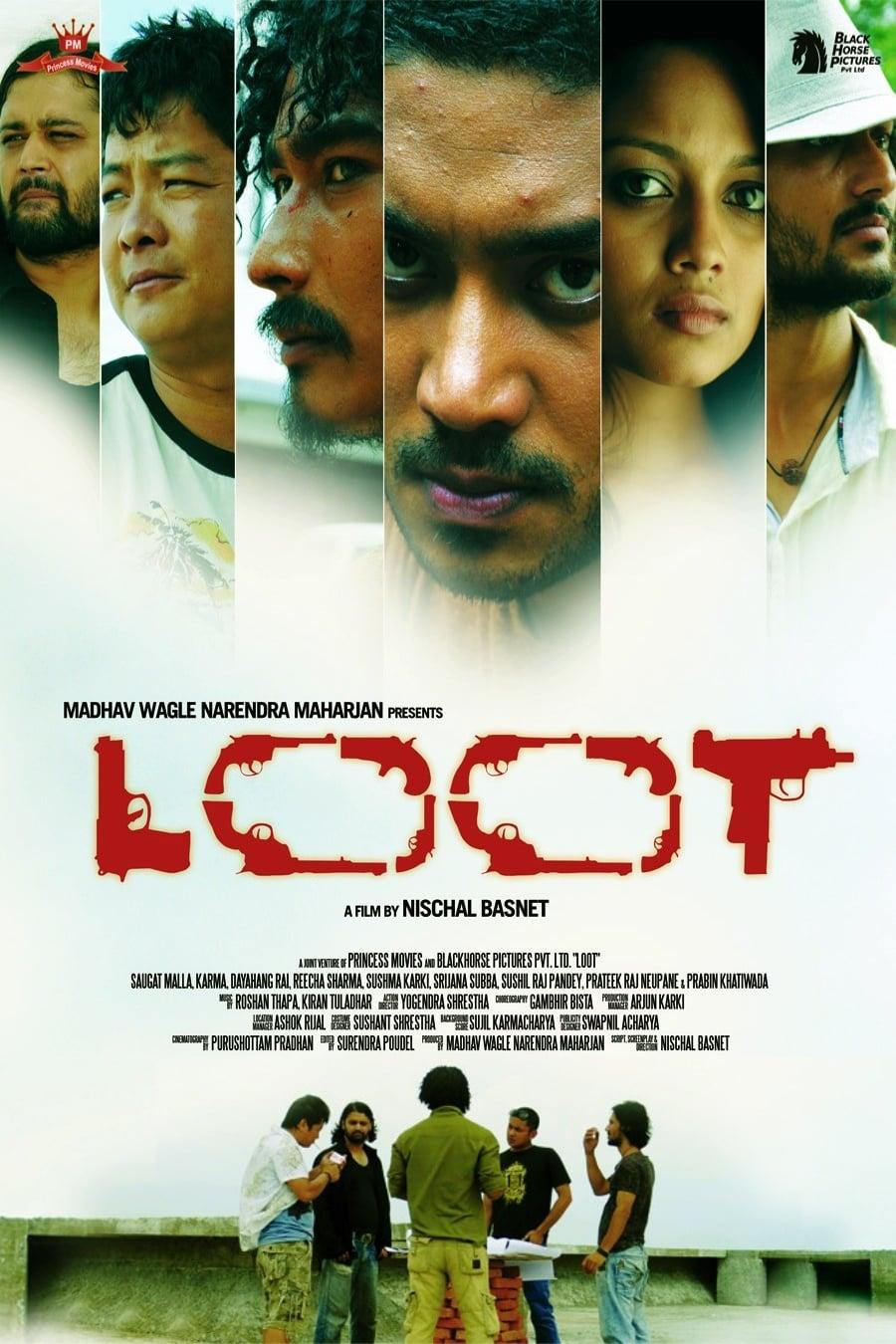 Ver Loot Online HD Español (2012)