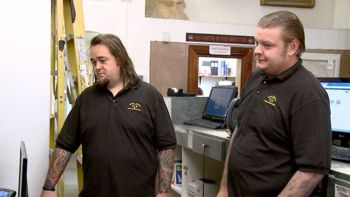 Pawn Stars Season 8 :Episode 32  Chum of All Fears