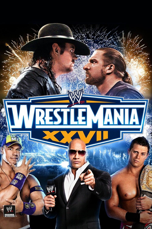 WWE: WrestleMania XXVII (2011)
