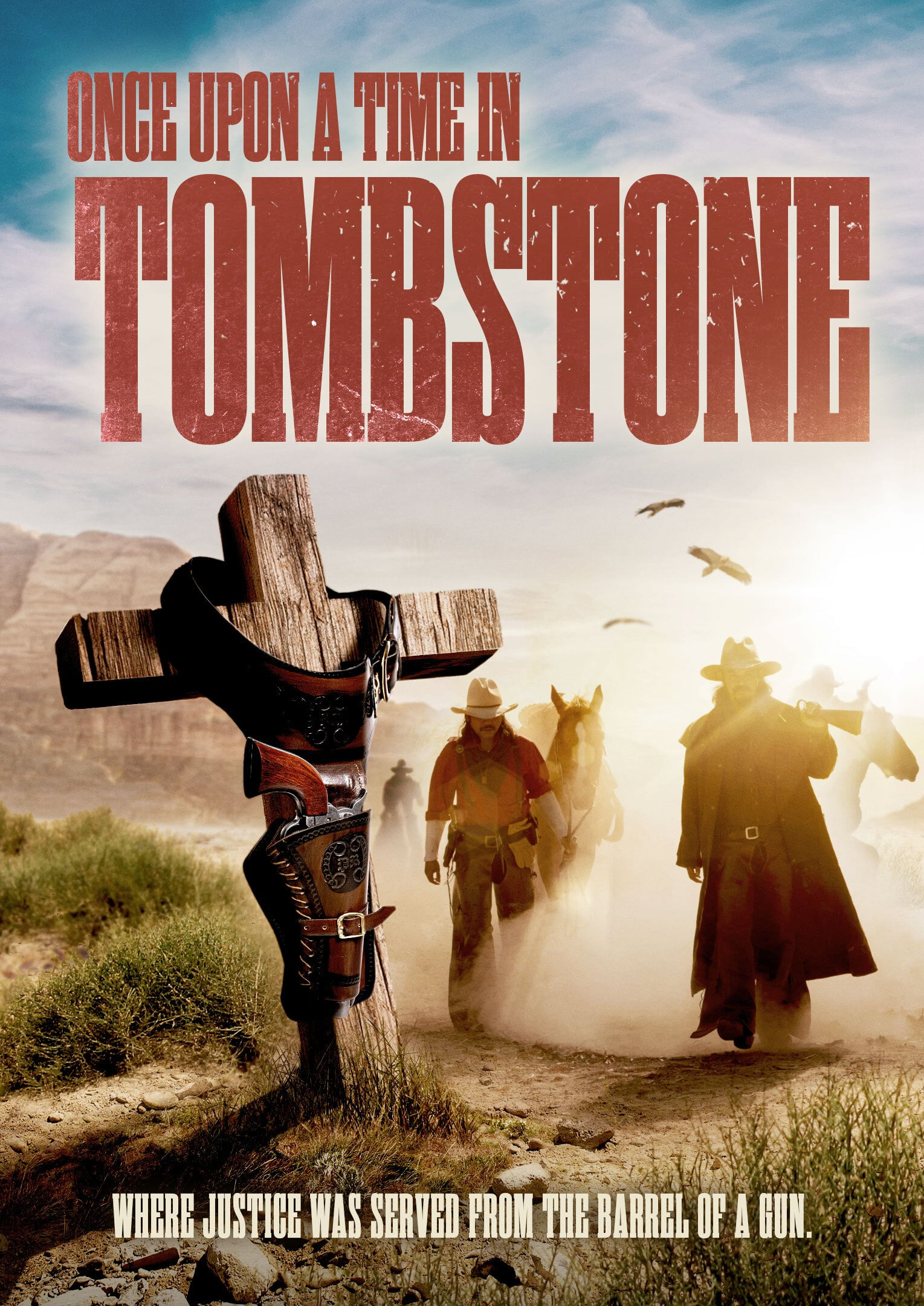 Once Upon a Time in Tombstone (2021)
