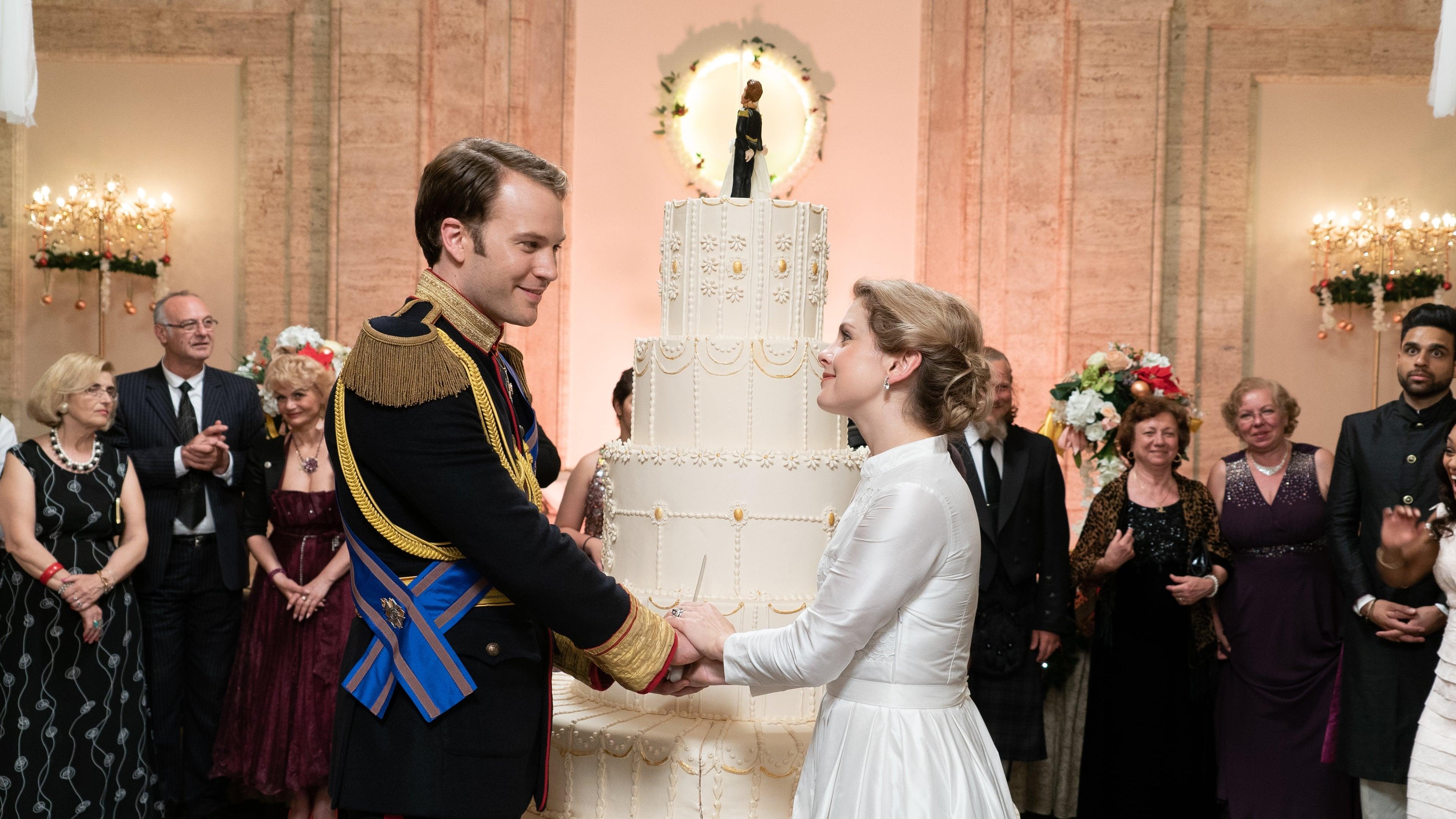 Un príncipe de Navidad: La boda real