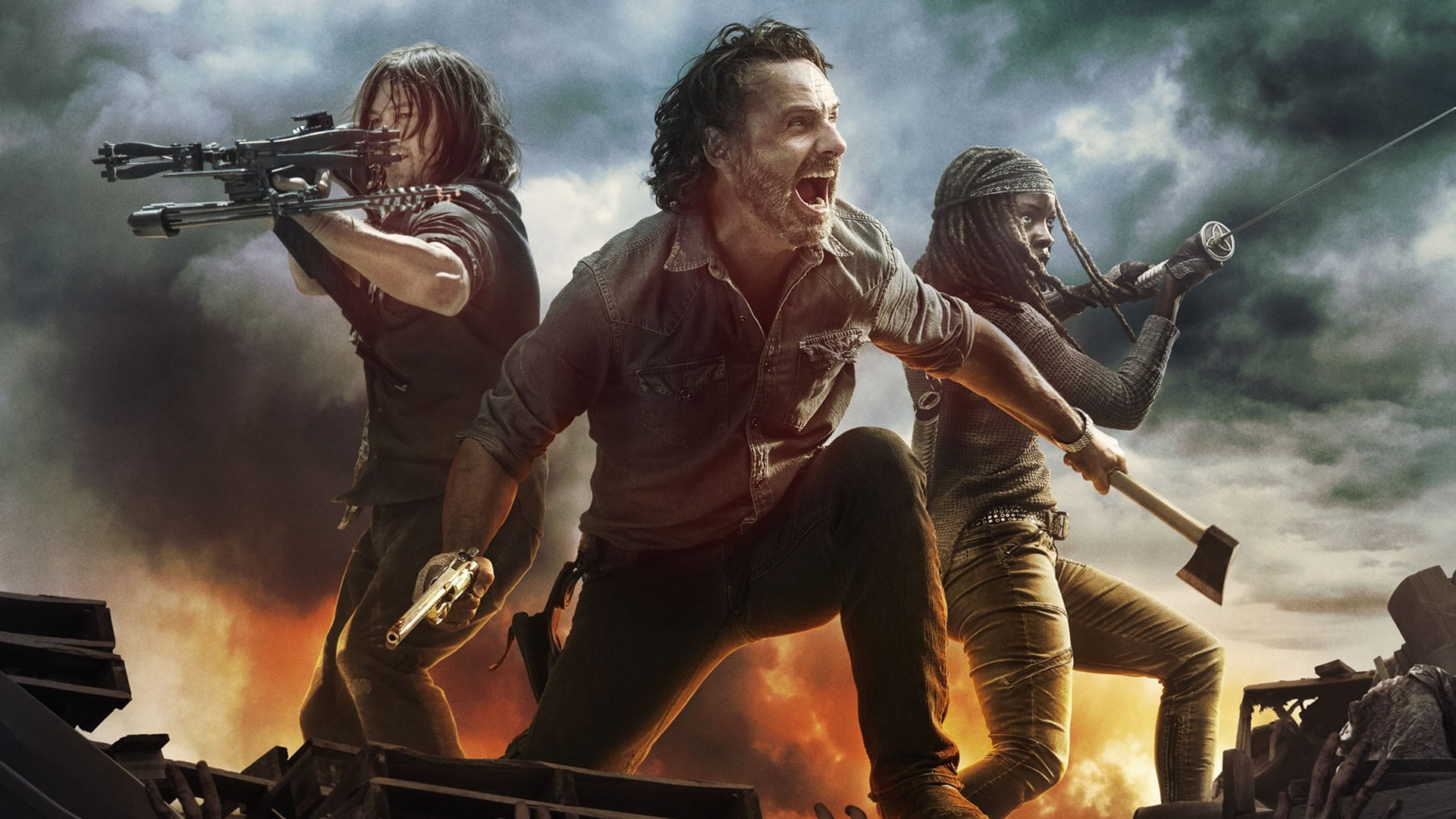 Tiende seizoen The Walking Dead keert in februari terug
