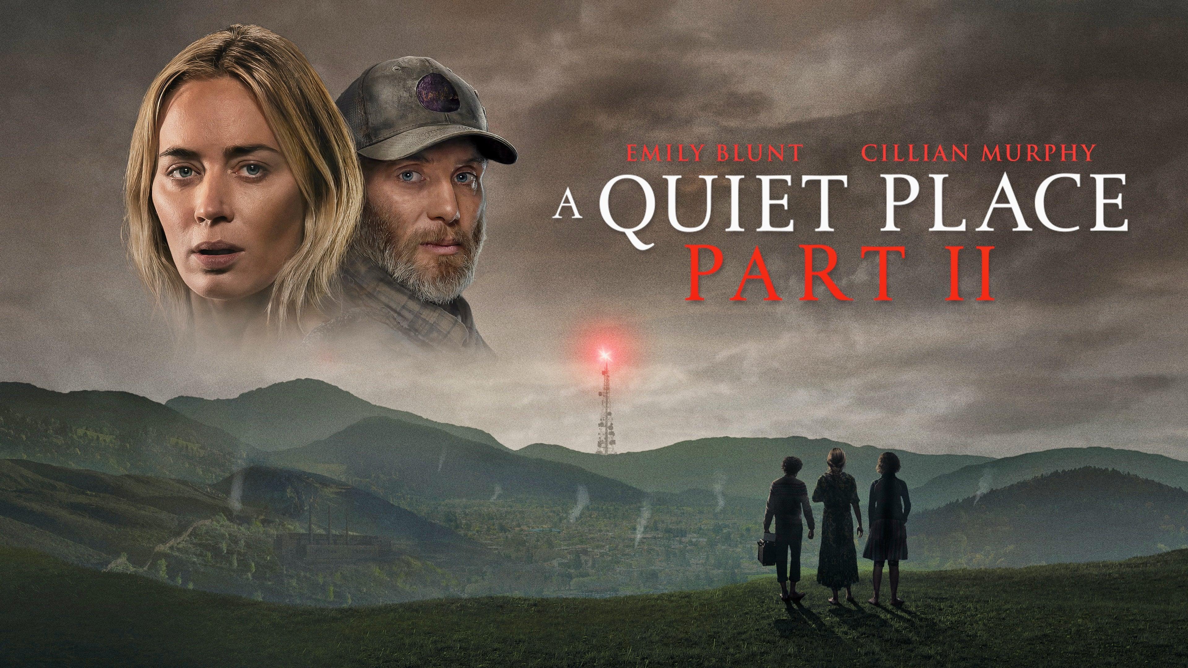 Sessiz Bir Yer 2 (2021)