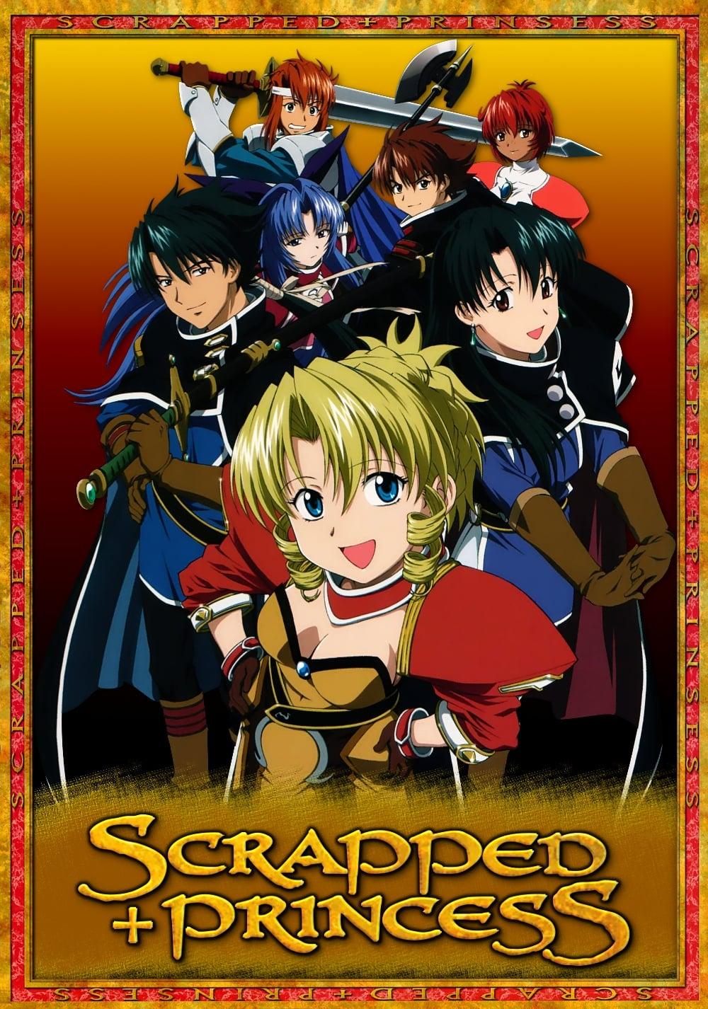 Nonton anime Scrapped Princess Sub Indo