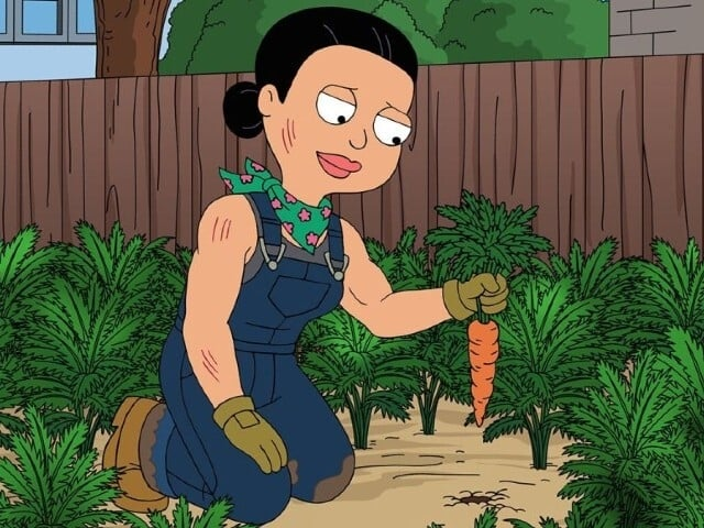 American Dad! Season 17 :Episode 16  First Do No Farm