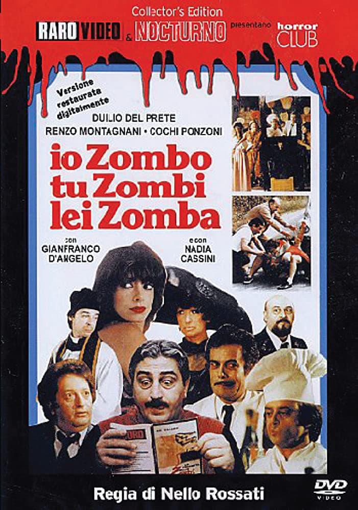 Io zombo, tu zombi, lei zomba (1979)