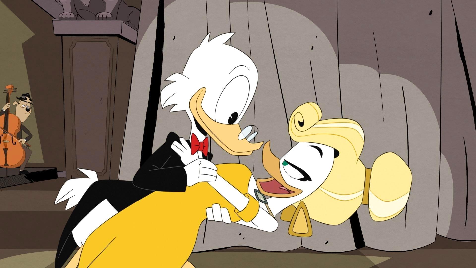 DuckTales Season 1 :Episode 15  The Golden Lagoon of White Agony Plains!