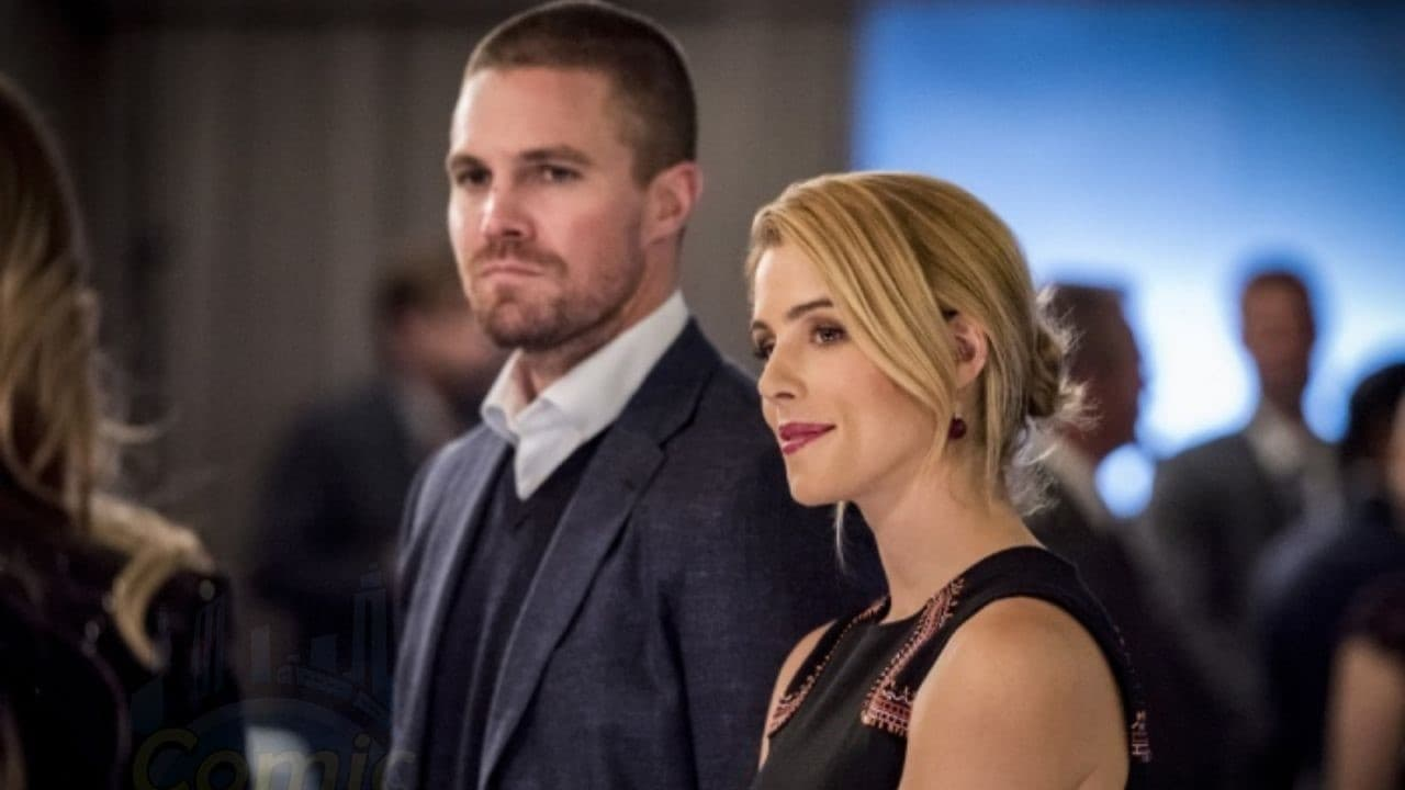 Arrow Season 7 :Episode 8  Unmasked