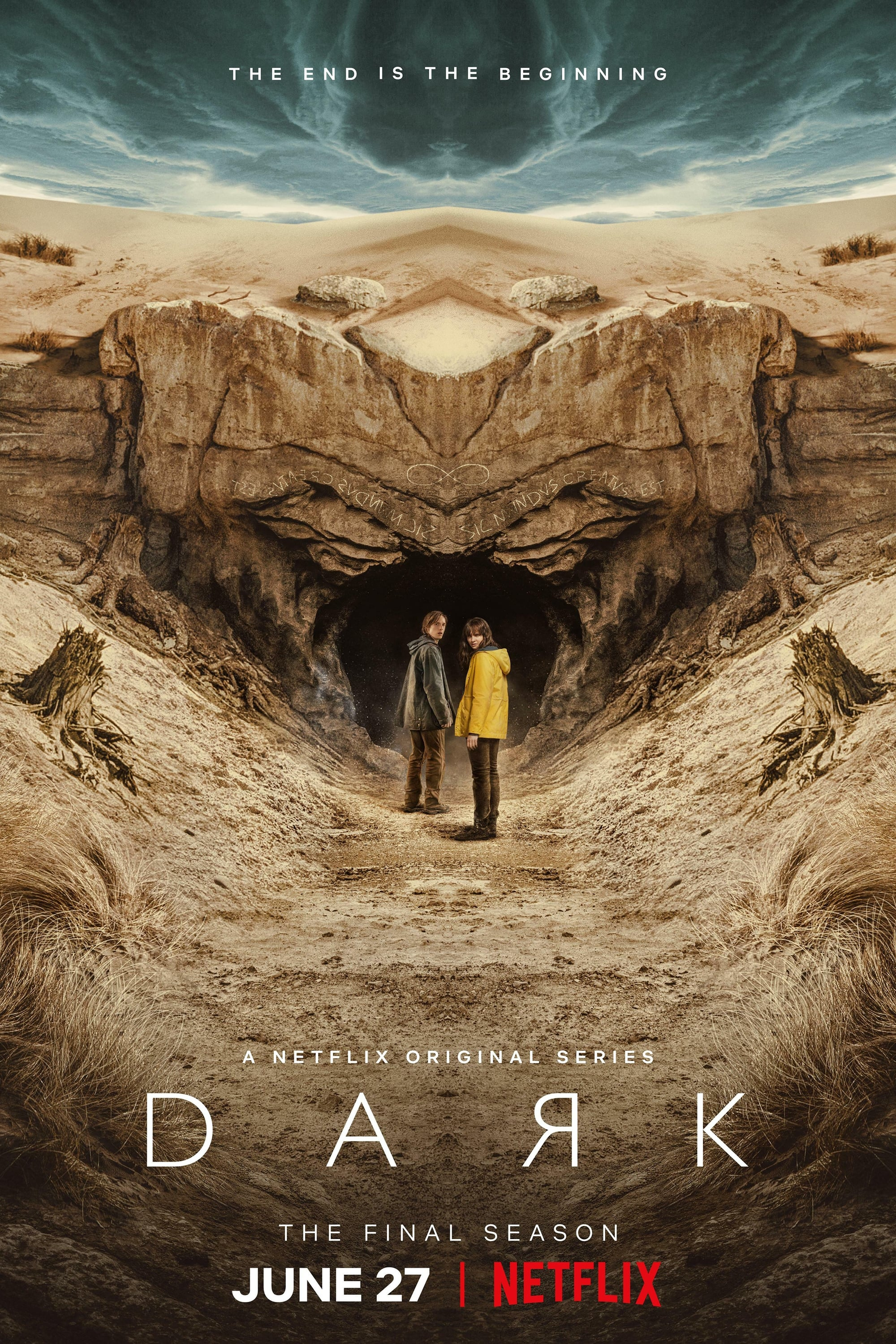 Dark S03 [German+English] | x264 NF WEB-DL | 1080p | 720p | 480p | Download Netflix Exclusive