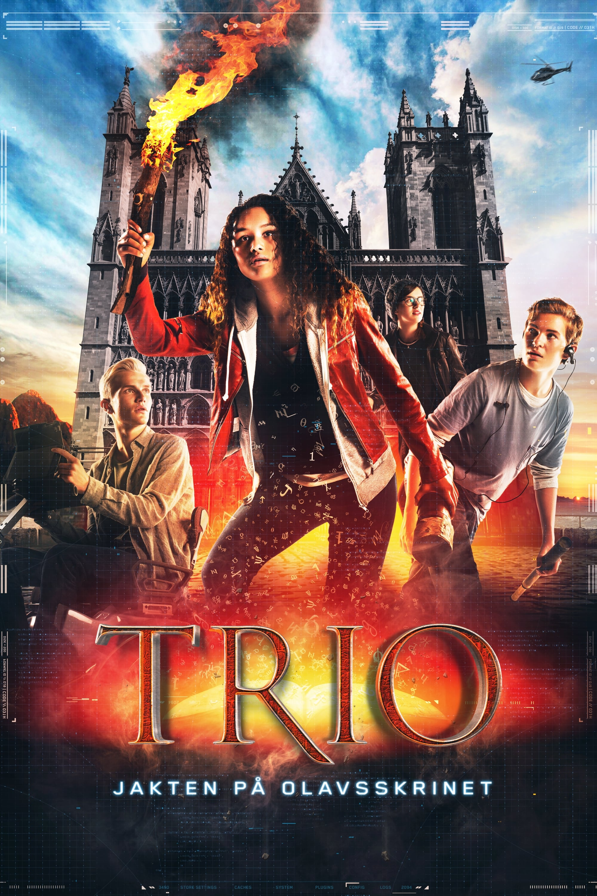 TRIO - The Hunt for the Holy Shrine