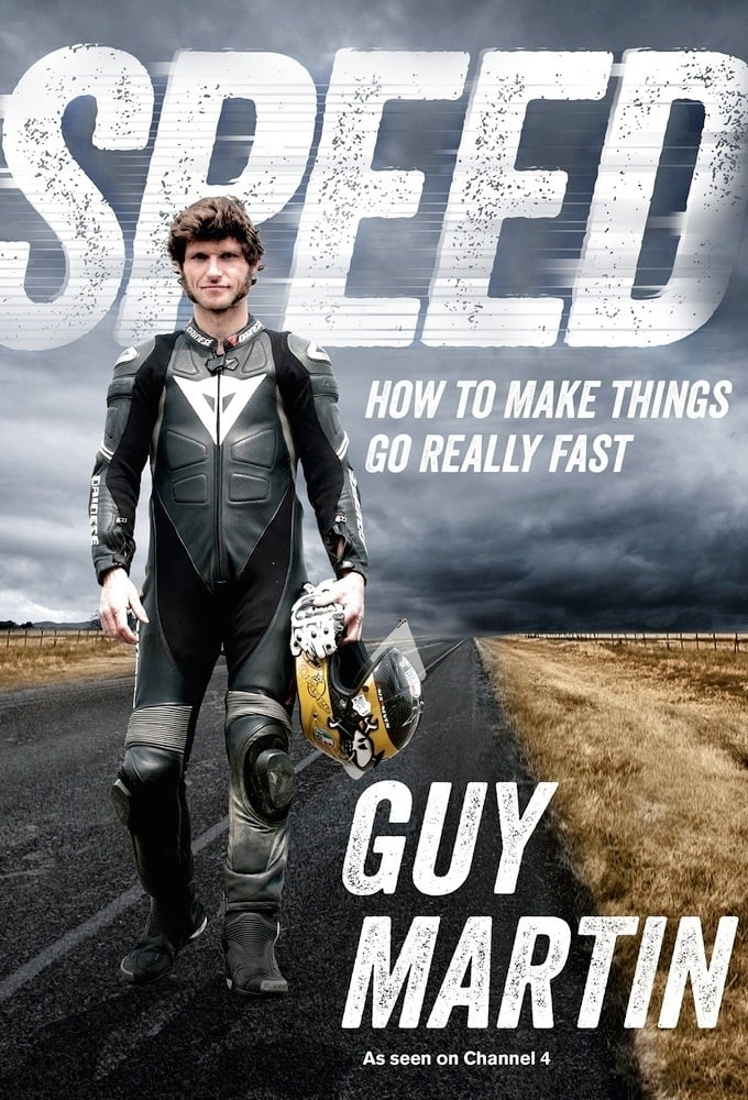 Speed with Guy Martin on FREECABLE TV