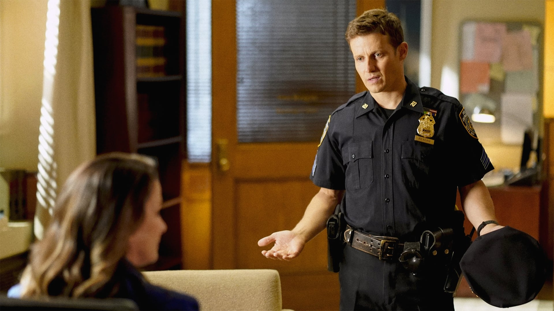 Blue Bloods Season 10 :Episode 3  Behind the Smile