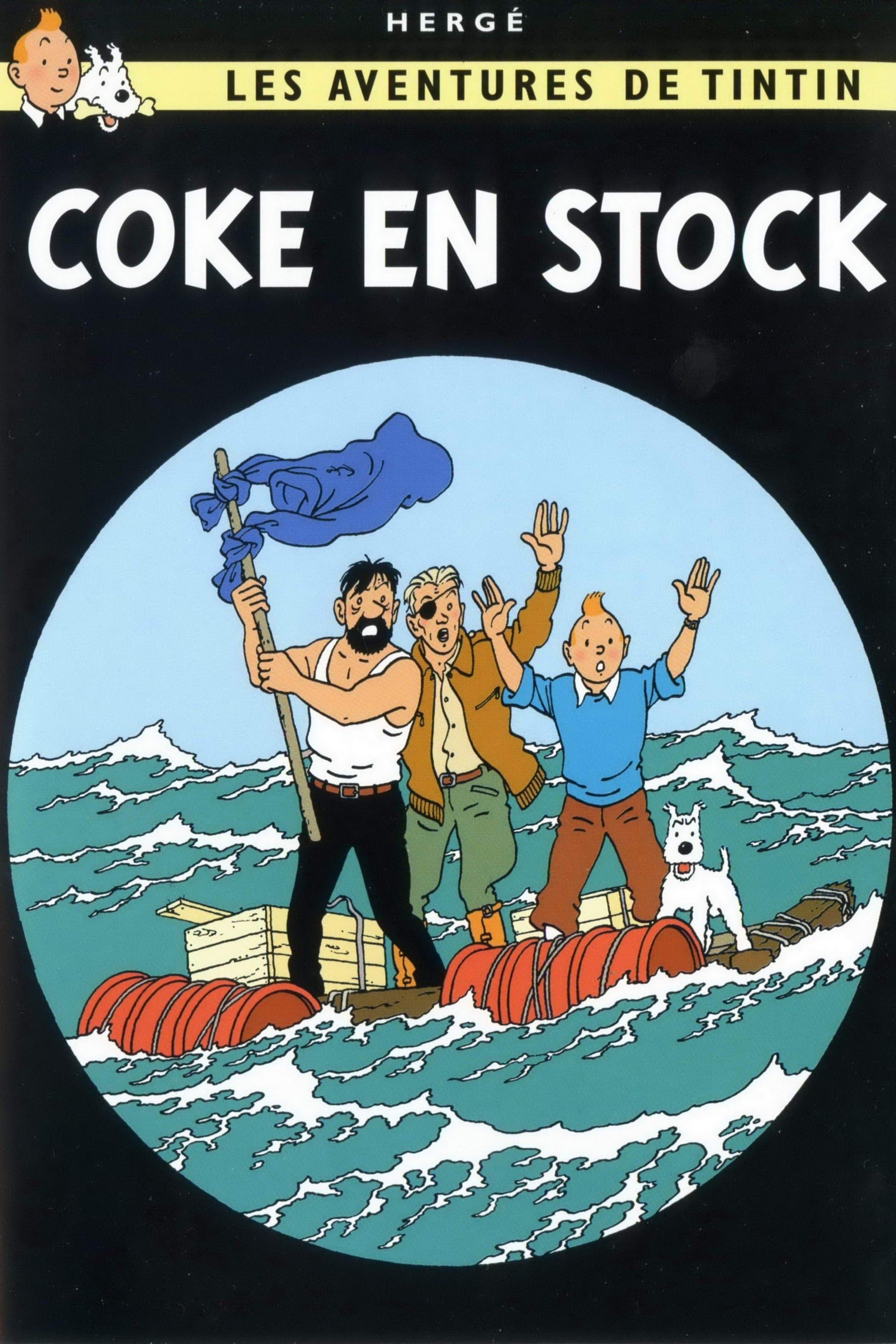 Les-Aventures-De-Tintin-17-Coke-En-Stock-The-Red-Sea-Sharks-