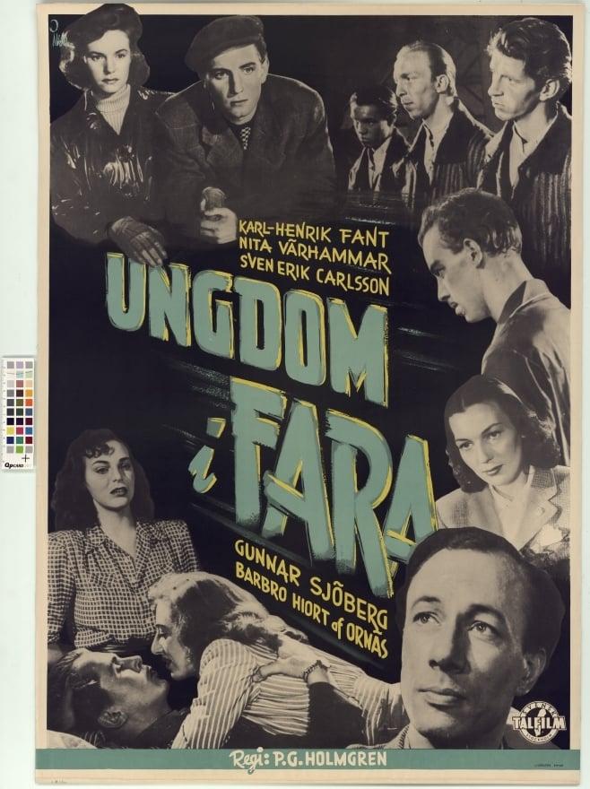 Ver Ungdom i fara Online HD Español (1946)