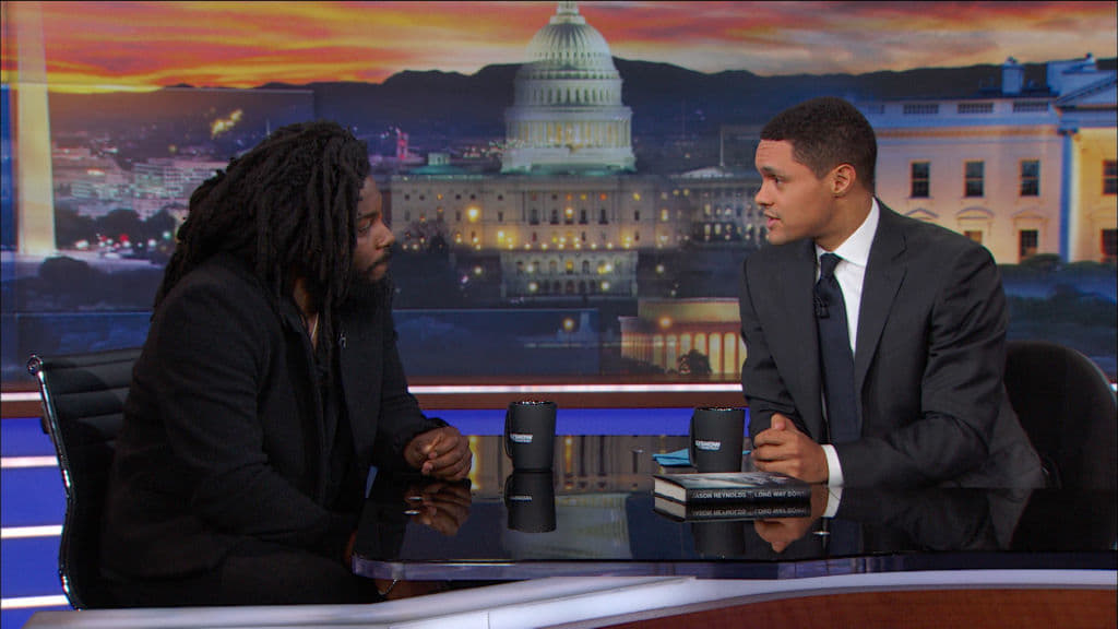 The Daily Show with Trevor Noah Season 23 :Episode 49  Jason Reynolds