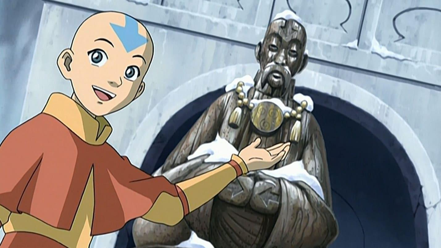 Avatar - Der Herr der Elemente Season 1 :Episode 3  Der südliche Lufttempel