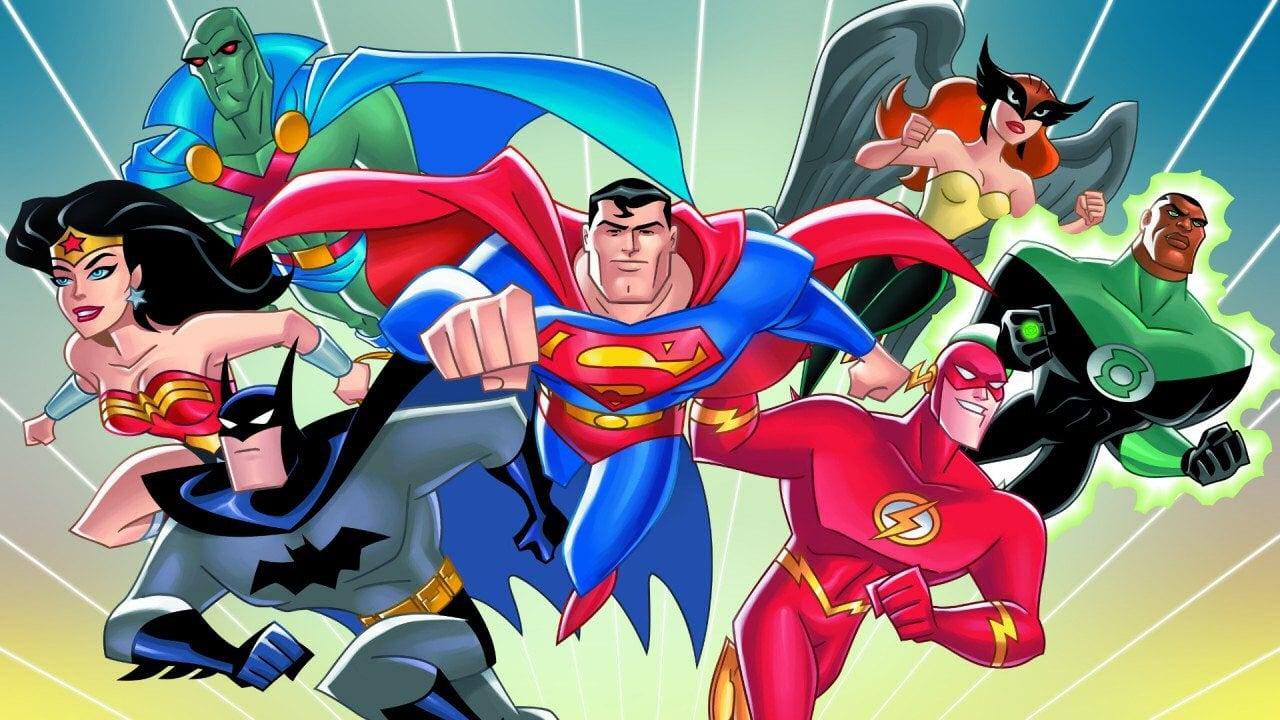 Justice League: Secret Origins Movie