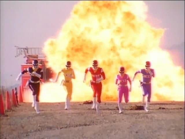 Super Sentai Season 21 :Episode 1  Unforgivable! The Twisted Invaders!