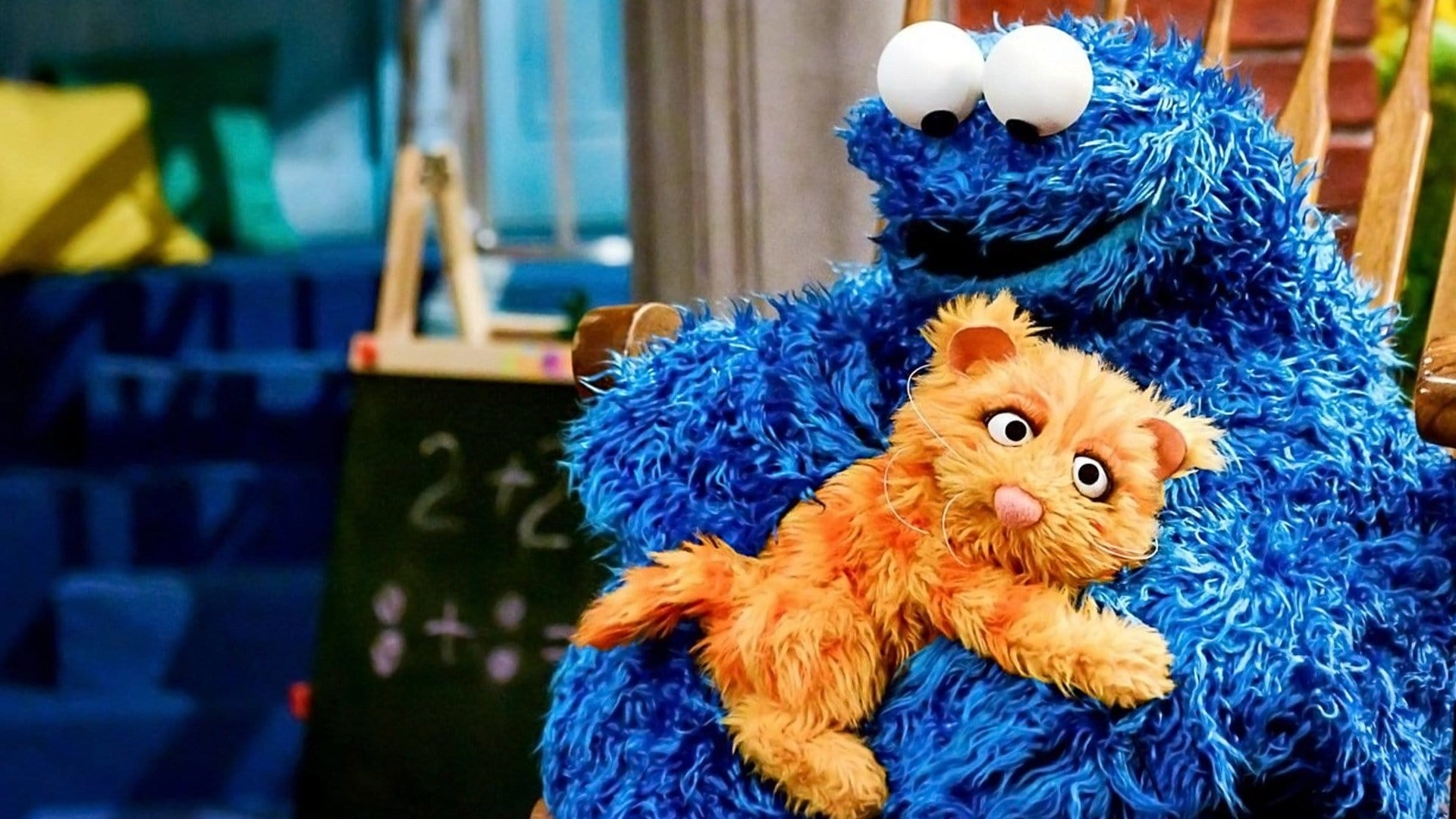 Sesame Street Season 48 :Episode 11  Kitty Kindness