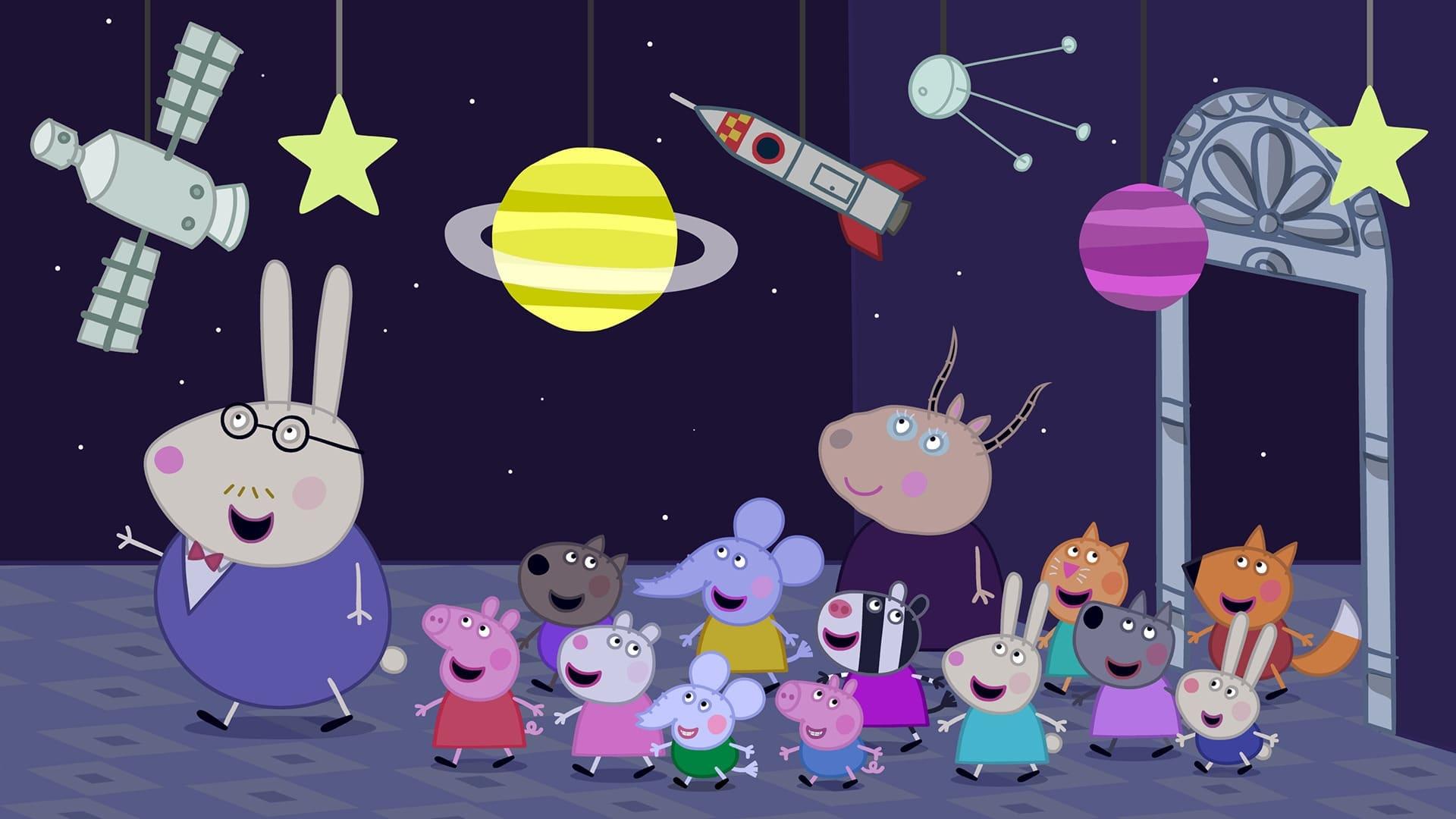 Peppa Pig Season 5 :Episode 6  Gerald Giraffe