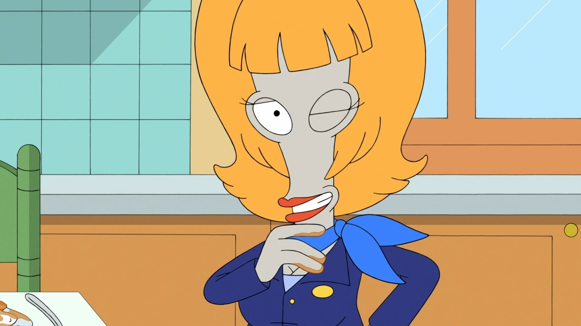 American Dad! Season 14 :Episode 8  Whole Slotta Love