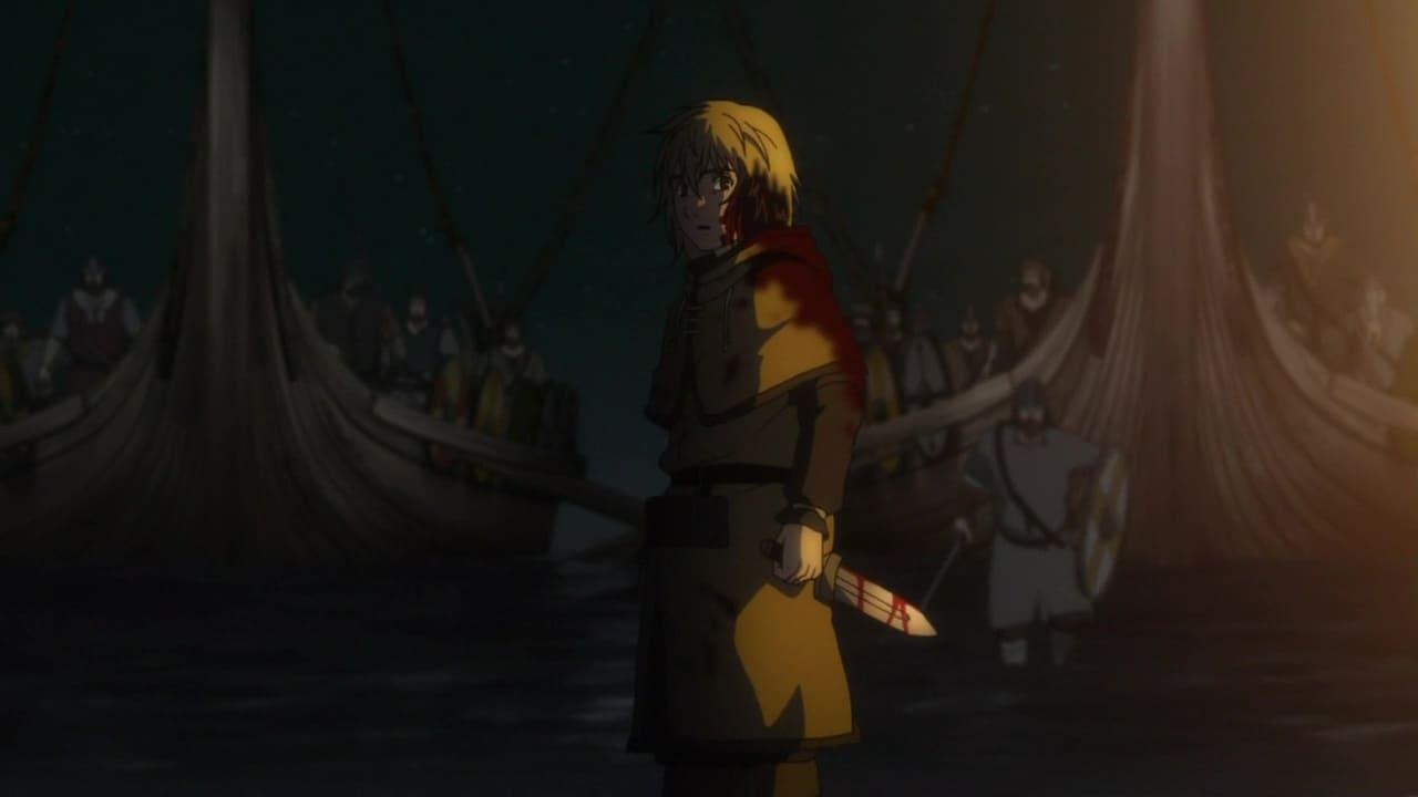 Vinland Saga Season 1 :Episode 6  The Journey Begins