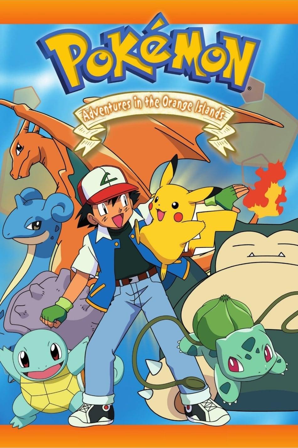 Pokémon Season 2