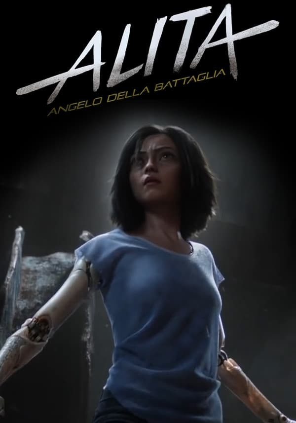 Poster and image movie Alita: Battle Angel