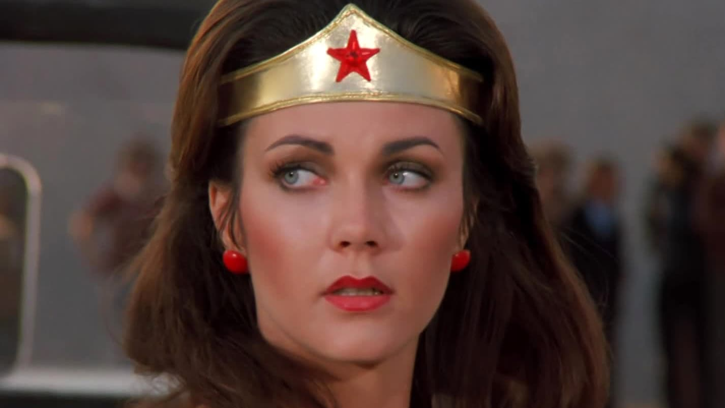 Wonder Woman Season 3 :Episode 19  The Girl with a Gift for Disaster