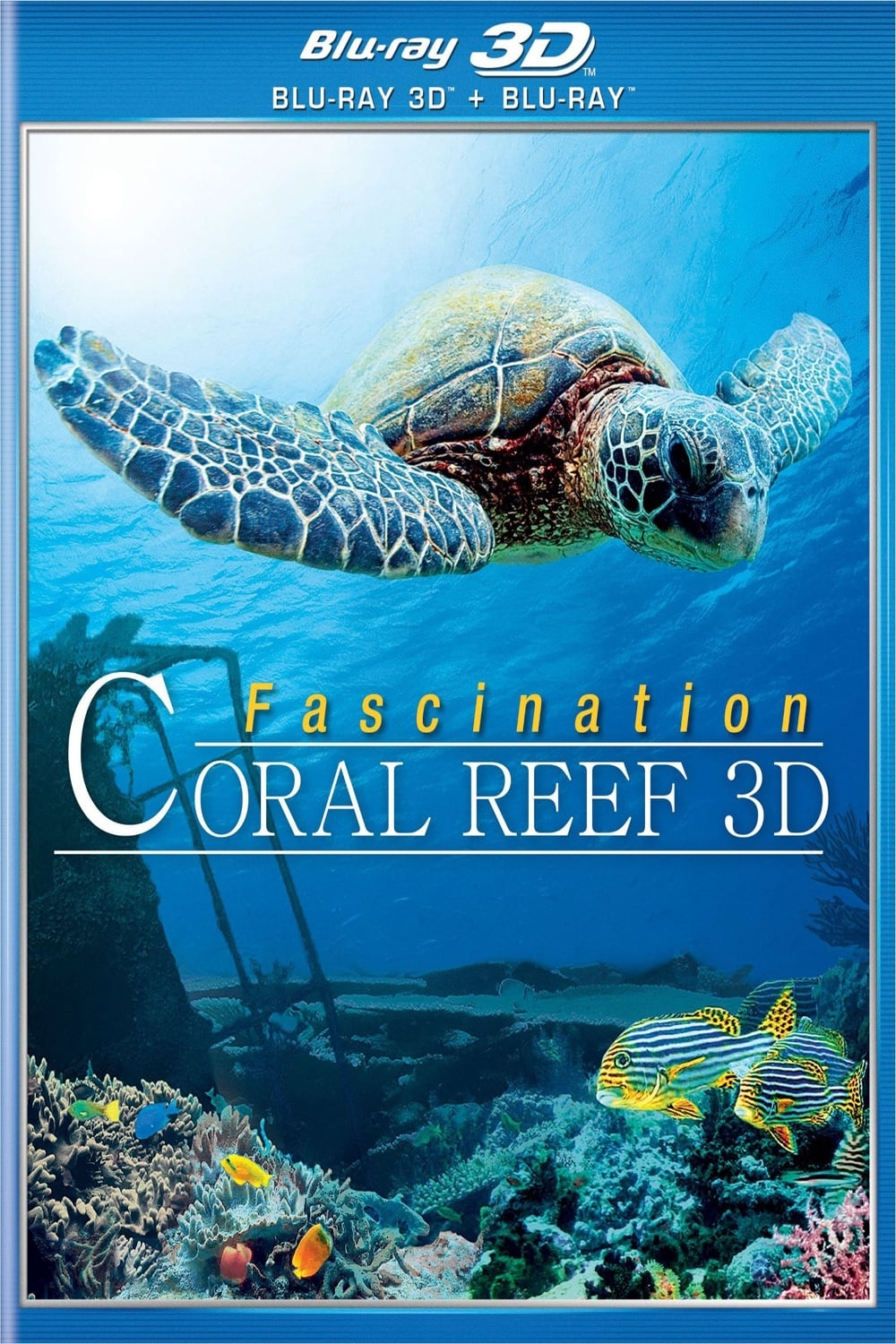Fascination Coral Reef: Mysterious Worlds Underwater (2012)