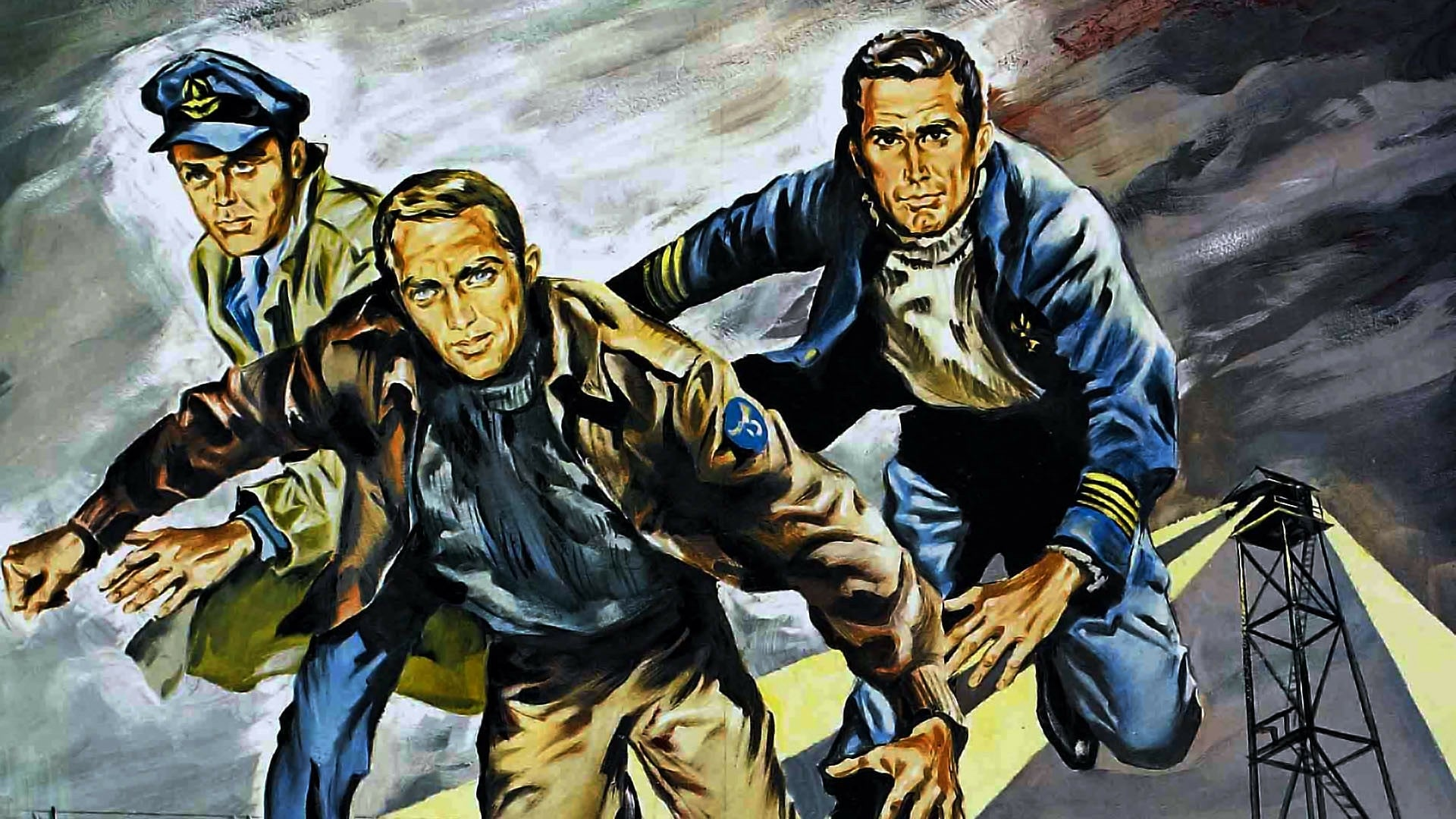 The Great Escape (1963)