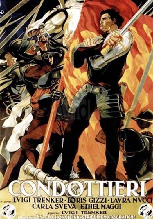 Ver Condottieri Online HD Español (1940)