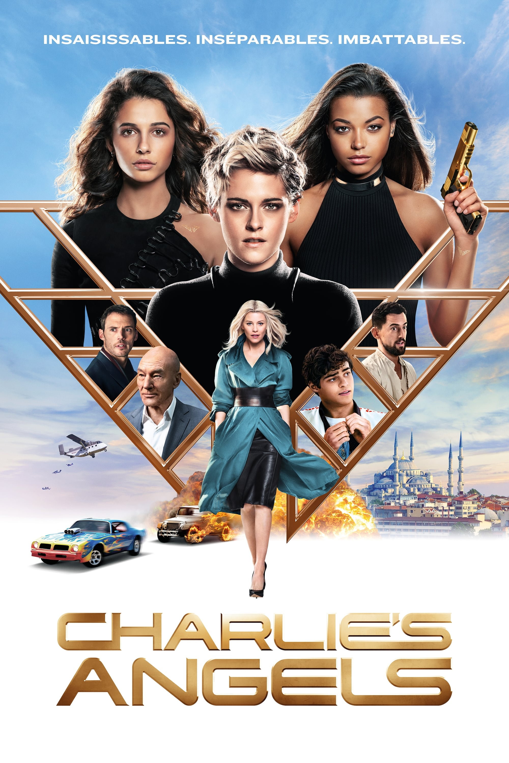 Charlie's Angels streaming sur zone telechargement