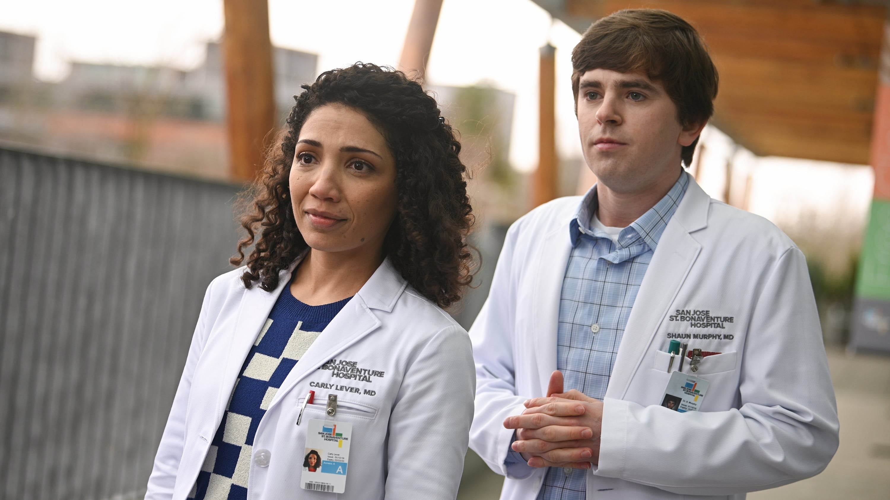 The Good Doctor Season 3 :Episode 14  Influence