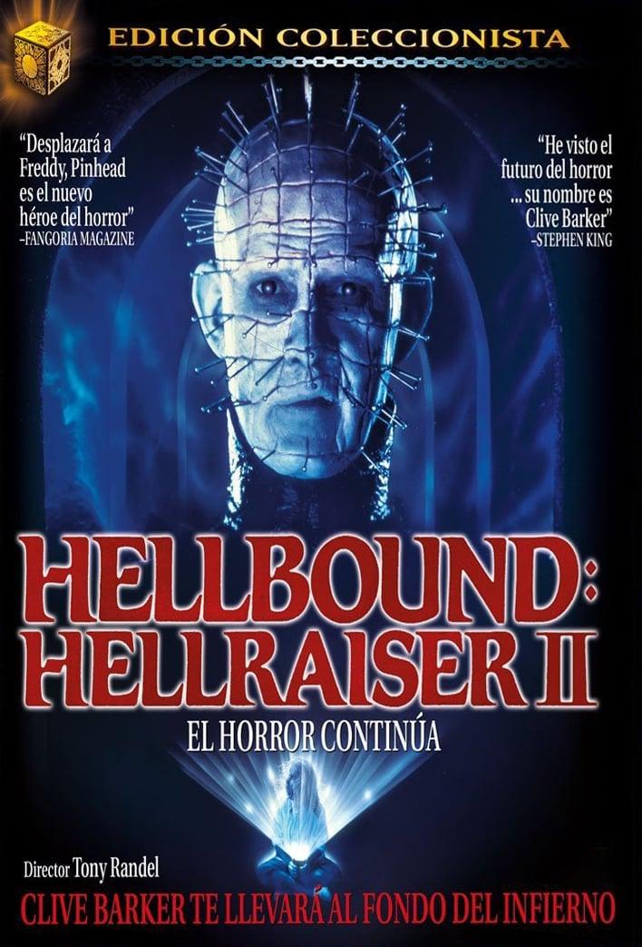 Hellraiser 2 Stream