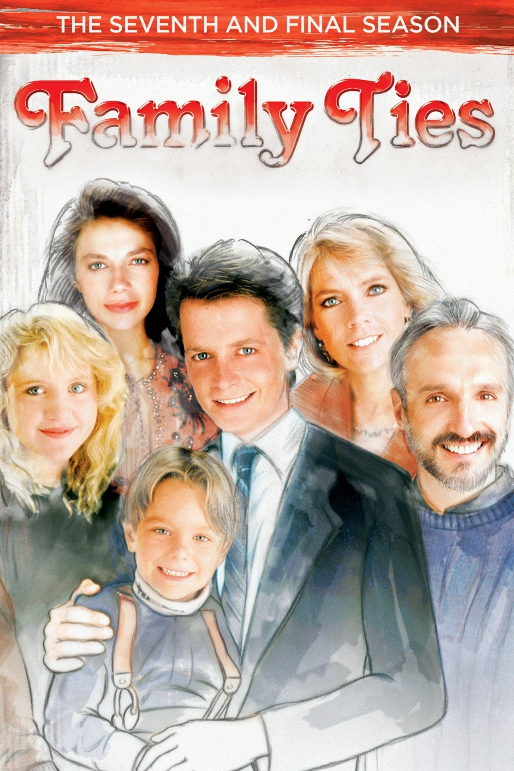 Family Ties Season 7