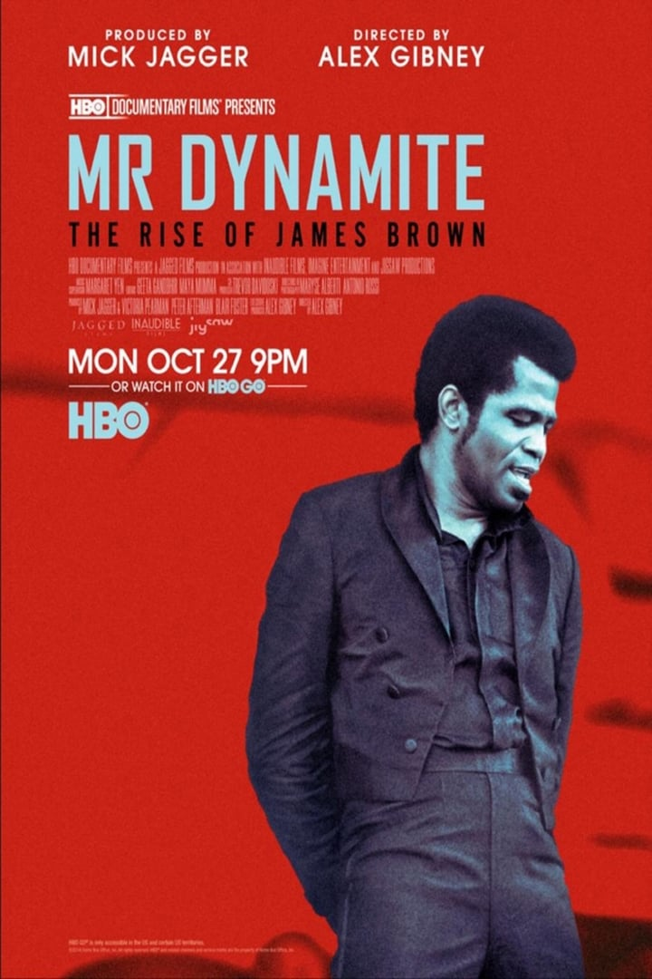 Mr. Dynamite - The Rise of James Brown (2014)