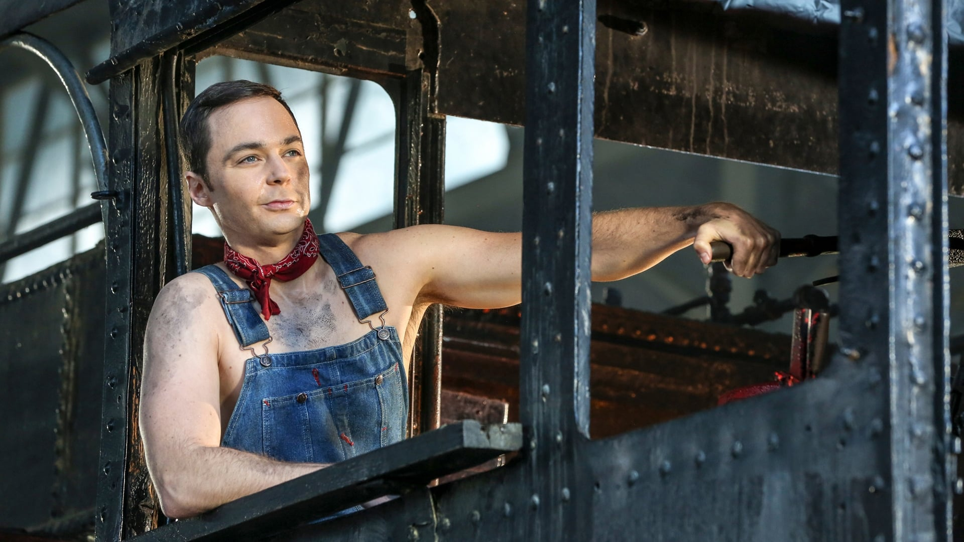 The Big Bang Theory Season 10 :Episode 15  The Locomotion Reverberation