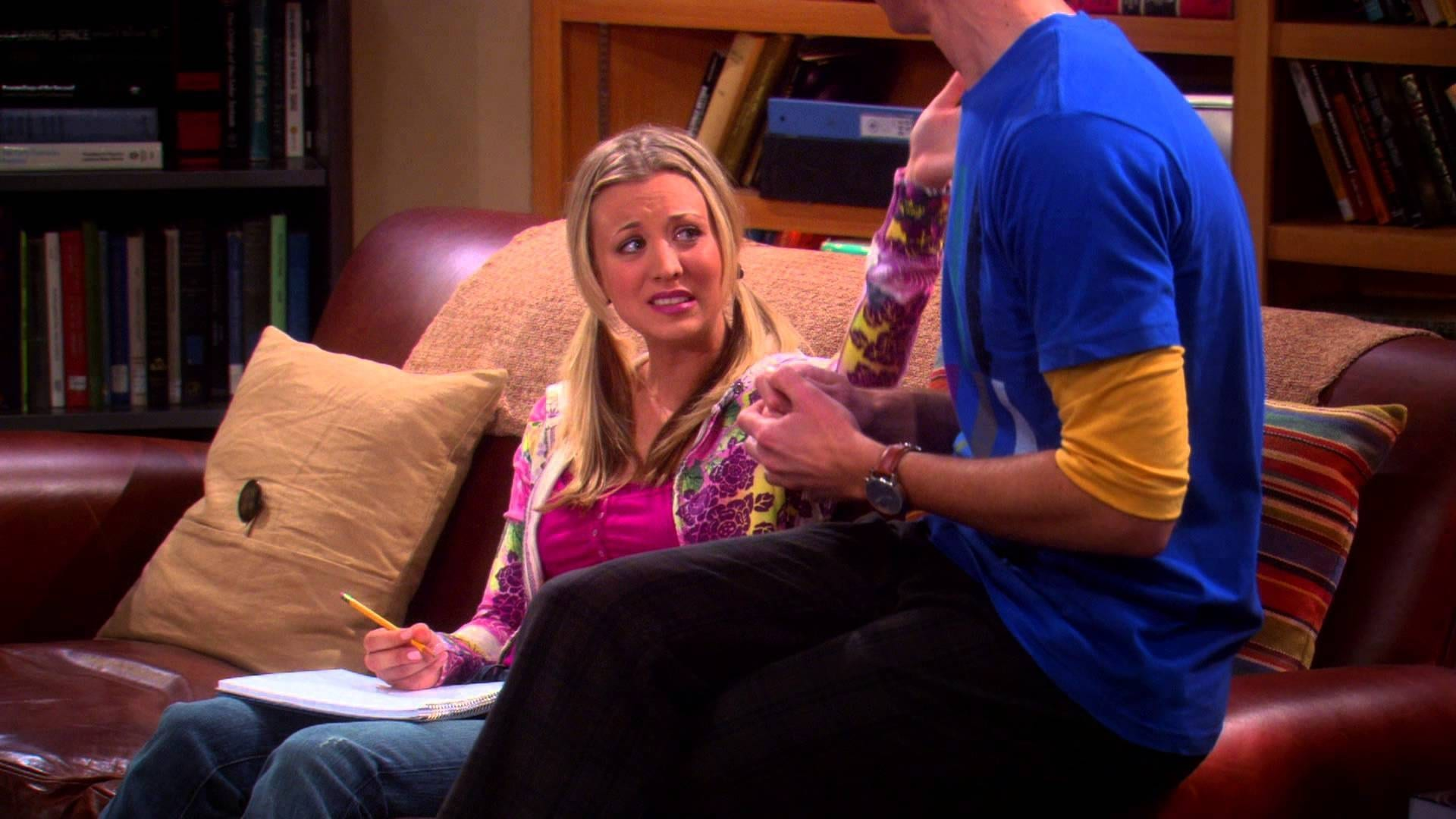 The Big Bang Theory Season 3 :Episode 10  The Gorilla Experiment