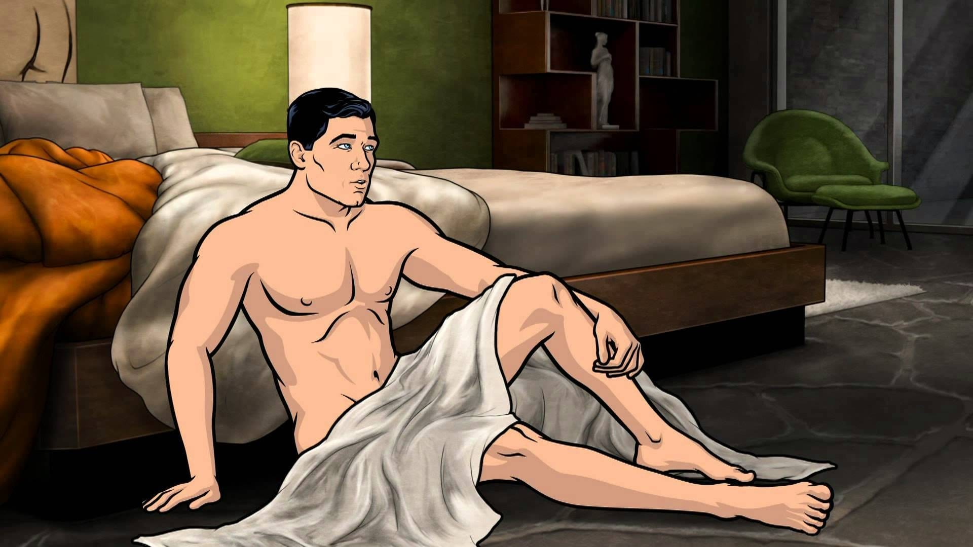 Archer Season 3 :Episode 7  Crossing Over