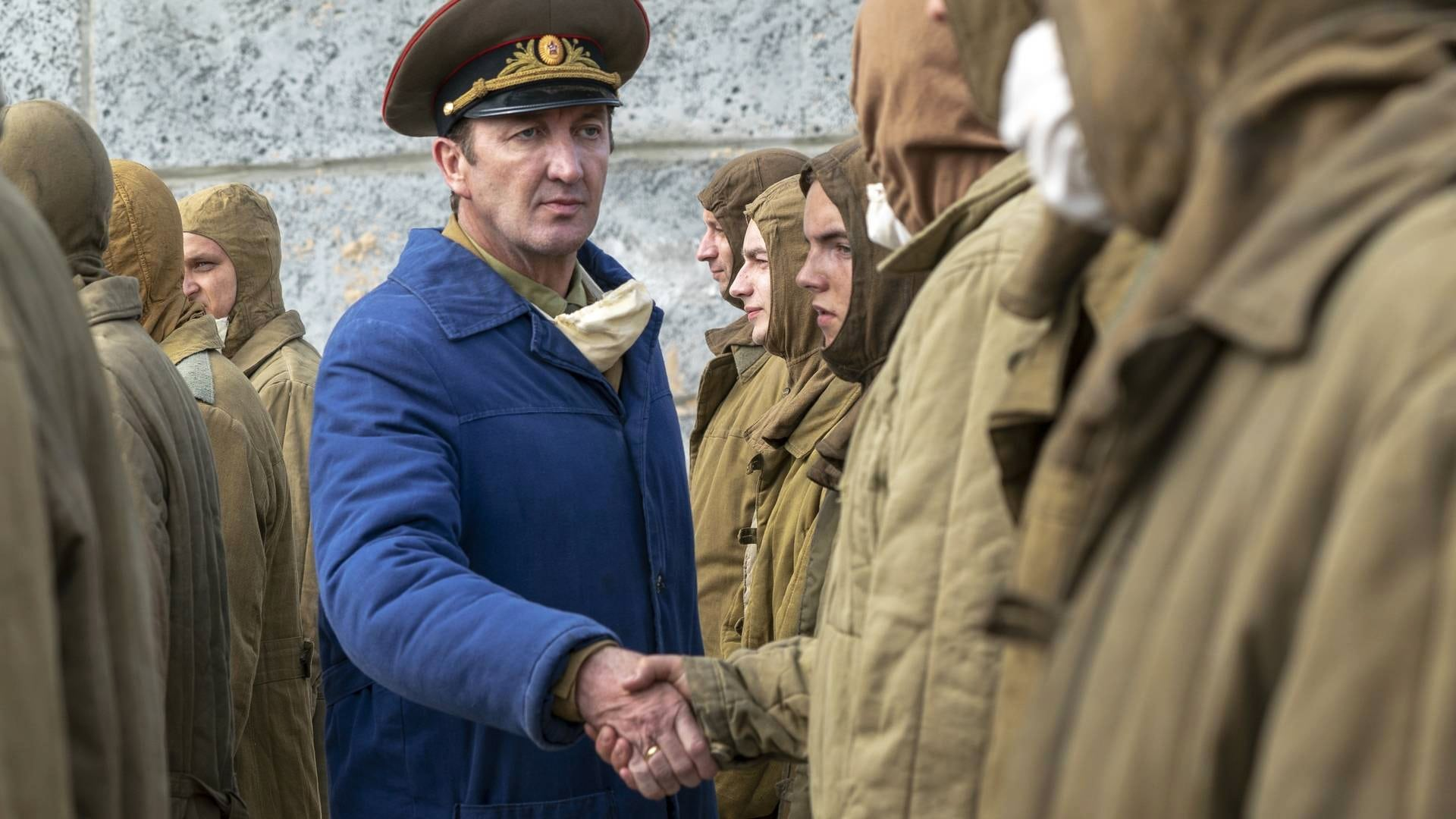 Chernobyl Season 1 :Episode 4  The Happiness of All Mankind