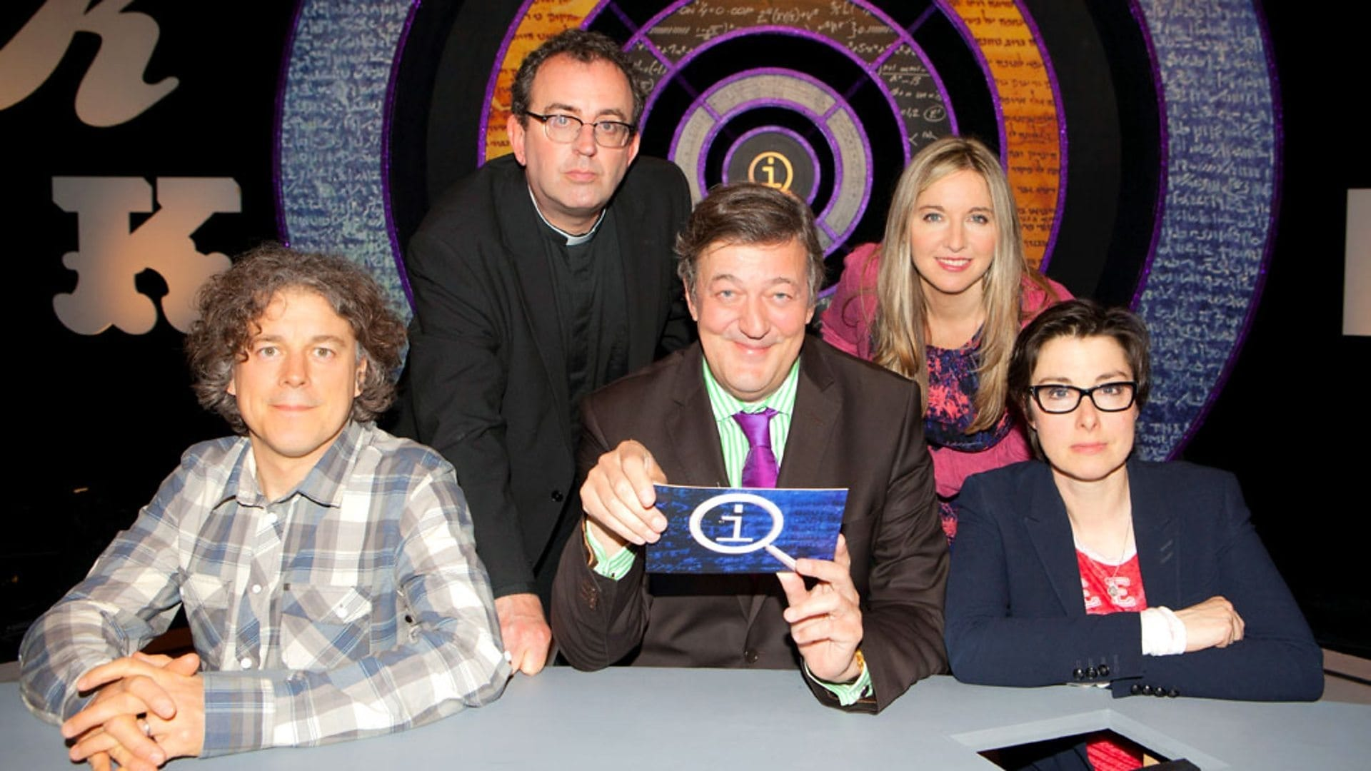 QI Season 11 :Episode 12  Knights and Knaves