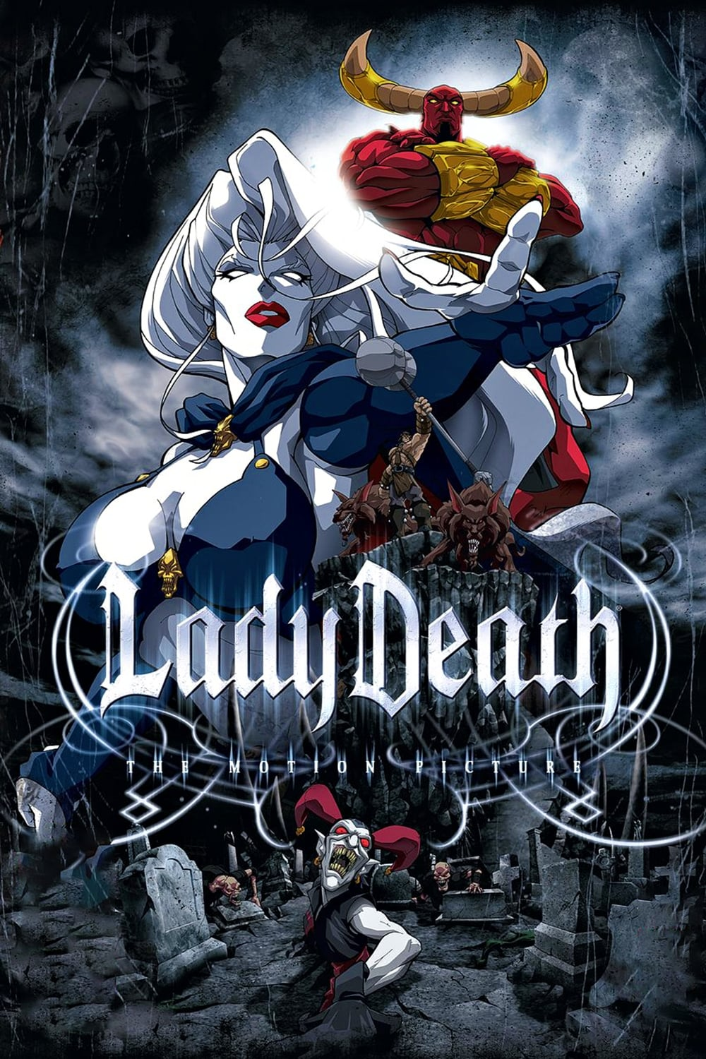 Lady Death Deutsch Stream